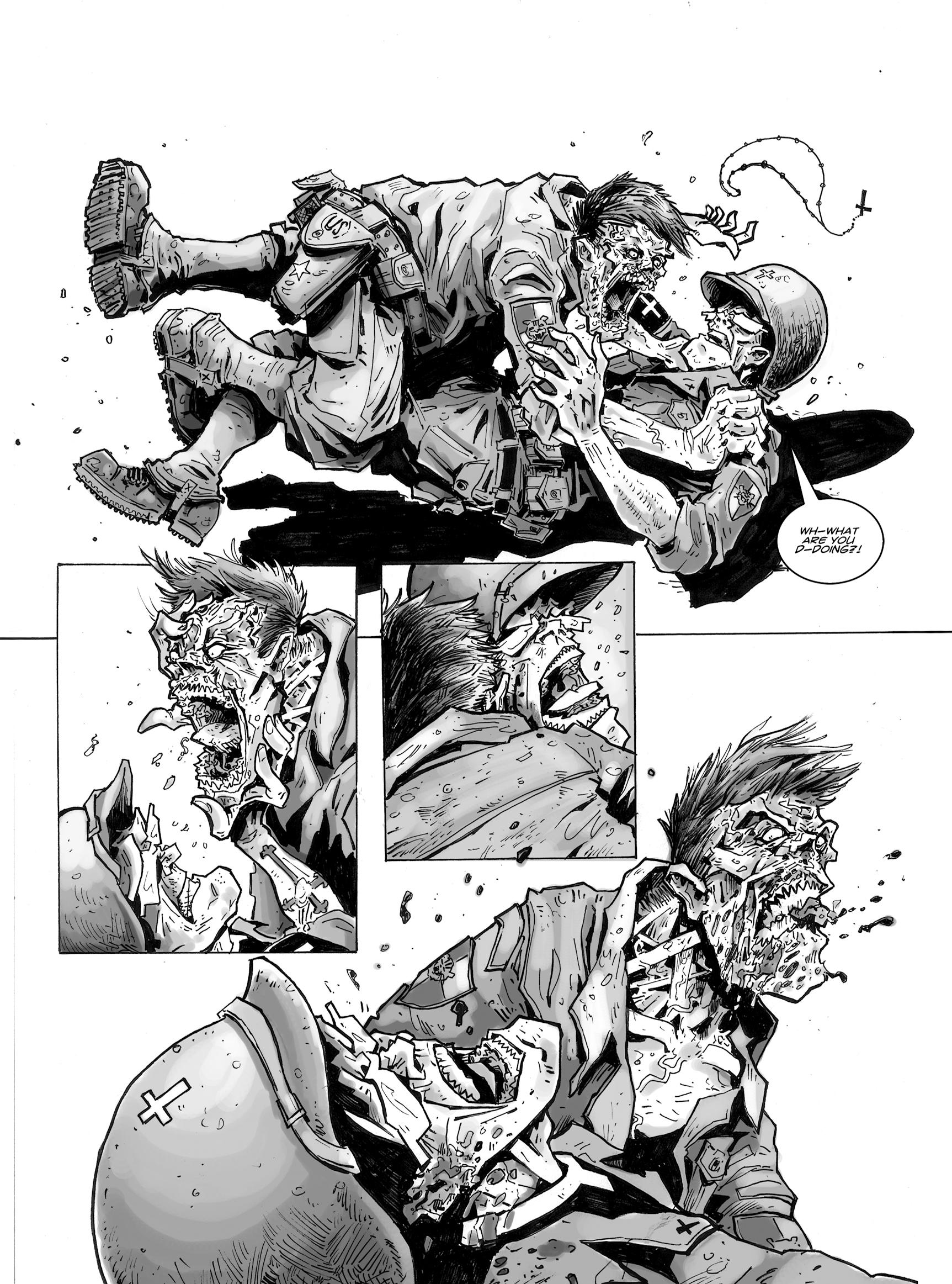 Read online FUBAR comic -  Issue #1 - 27