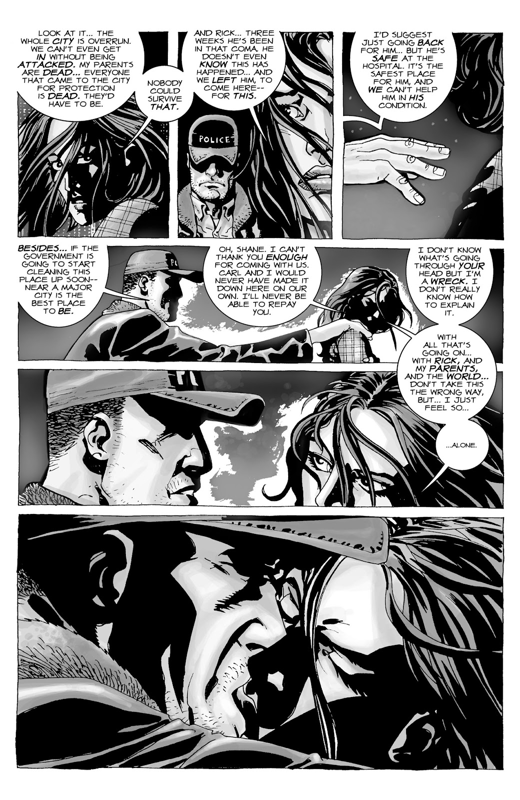 The Walking Dead issue Special - Tyreese Special - Page 10