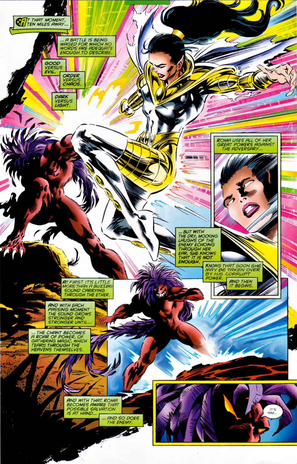 Read online X-Factor (1986) comic -  Issue #121 - 12