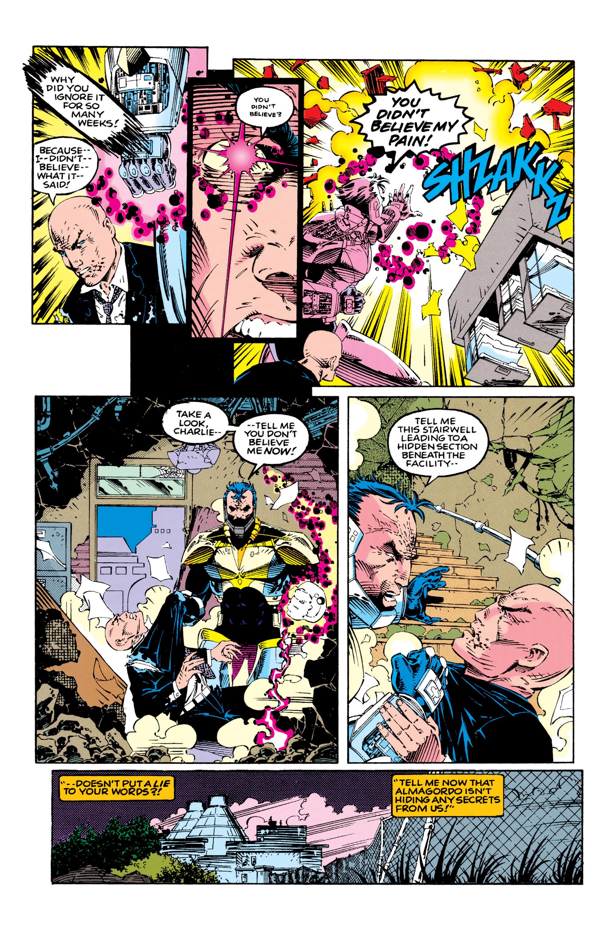 X-Men (1991) 13 Page 4