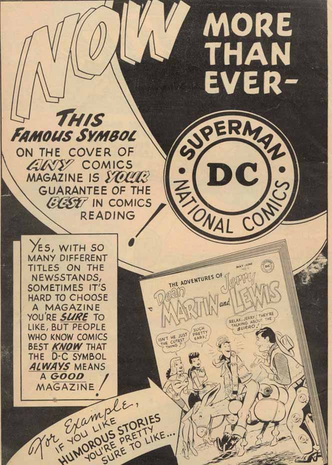Read online Adventure Comics (1938) comic -  Issue #189 - 2