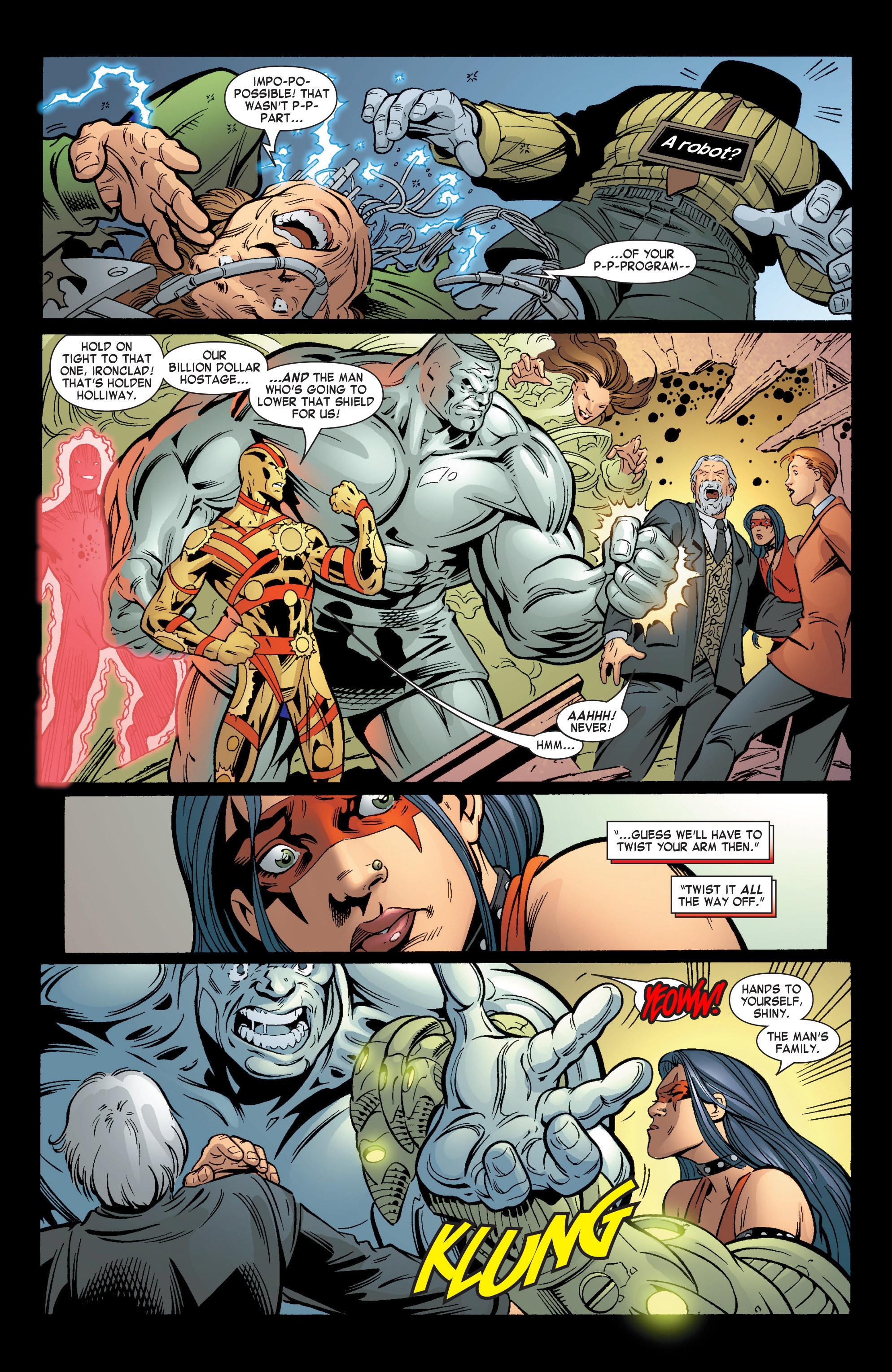 Read online She-Hulk (2004) comic -  Issue #6 - 19