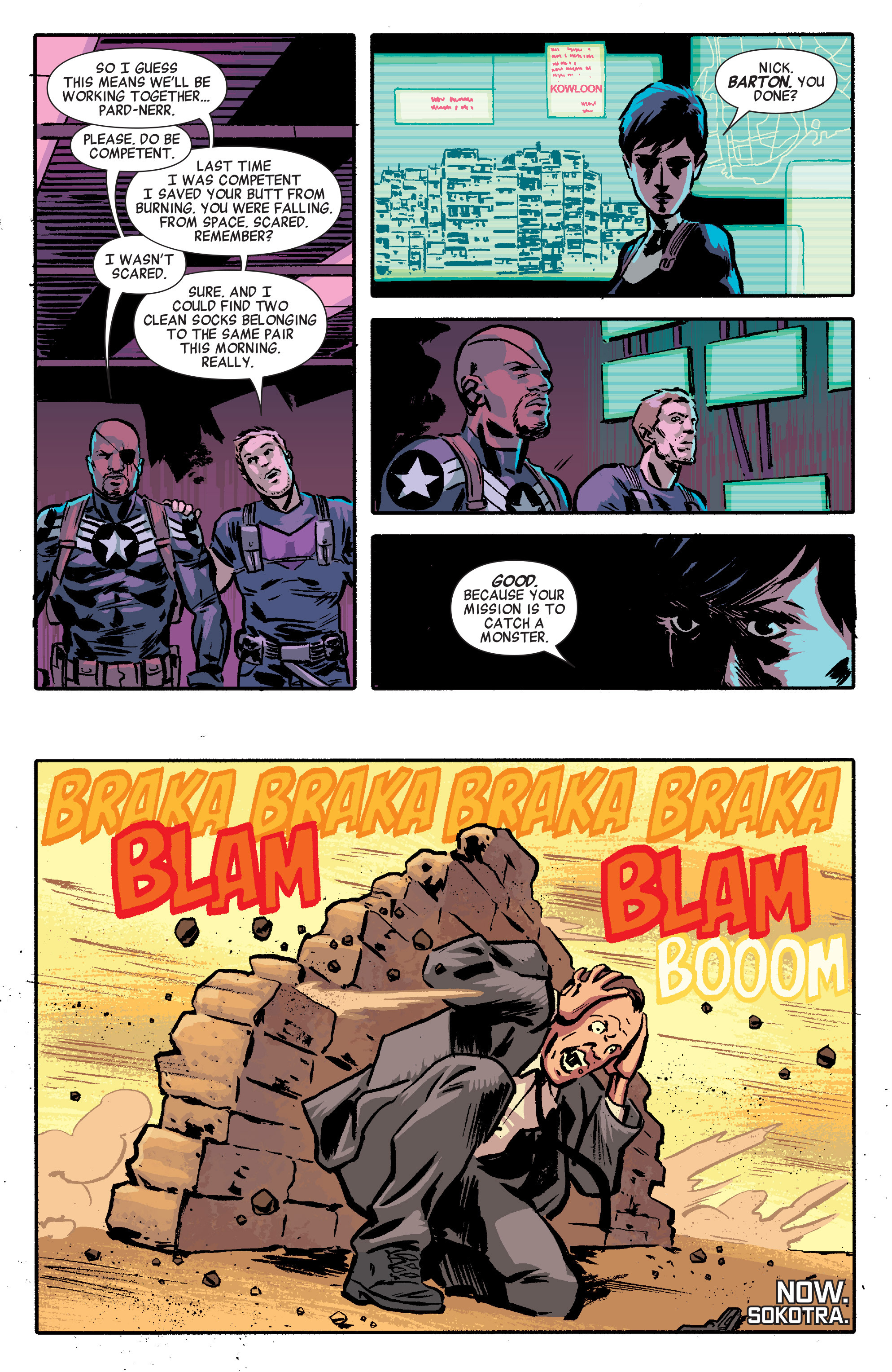 Read online Secret Avengers (2014) comic -  Issue #3 - 7