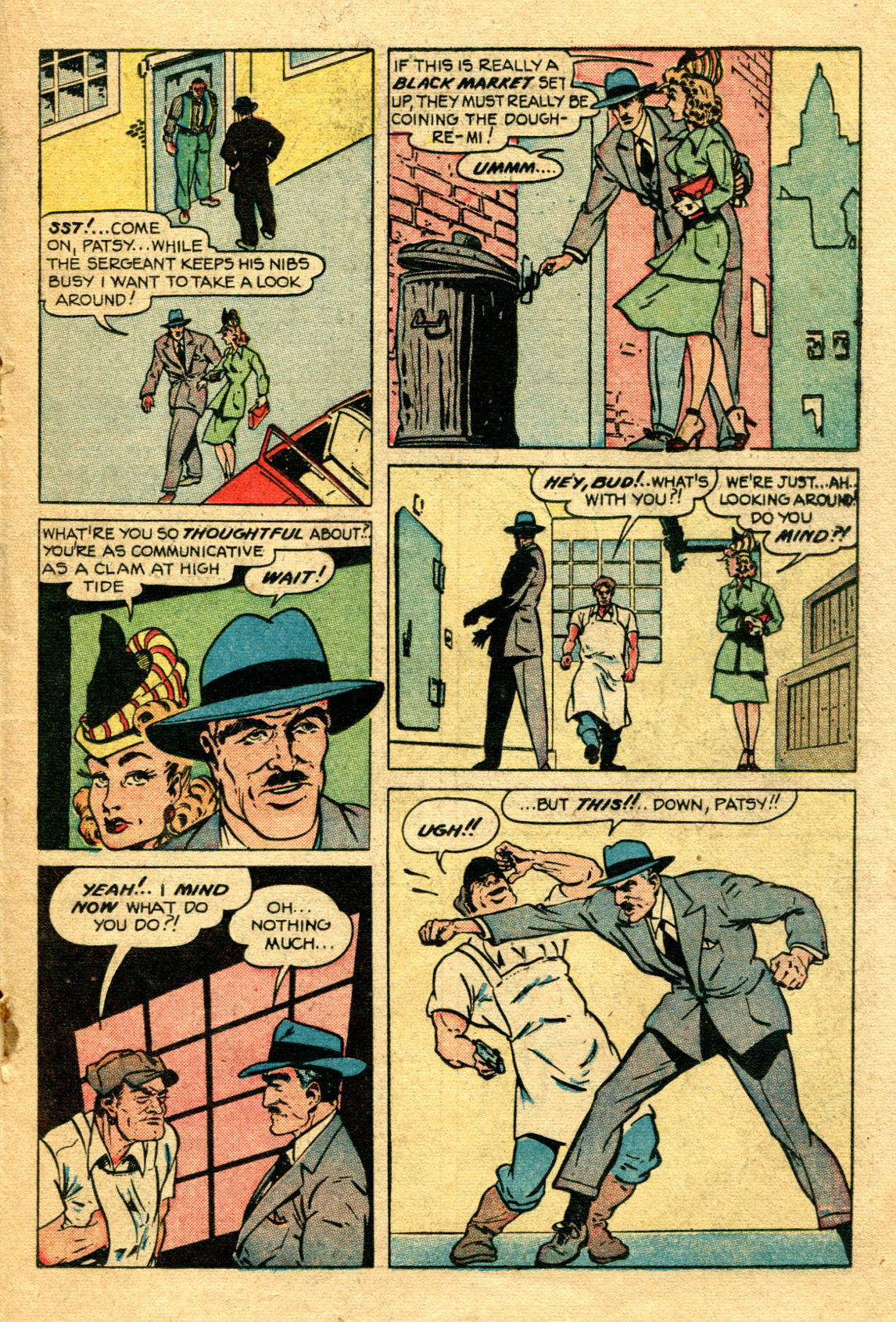 Read online Shadow Comics comic -  Issue #75 - 26