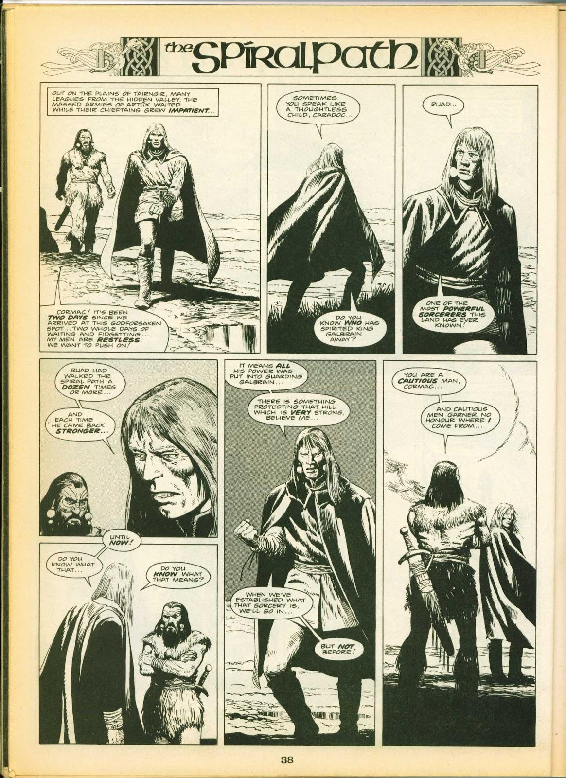 Warrior Issue #10 #11 - English 37