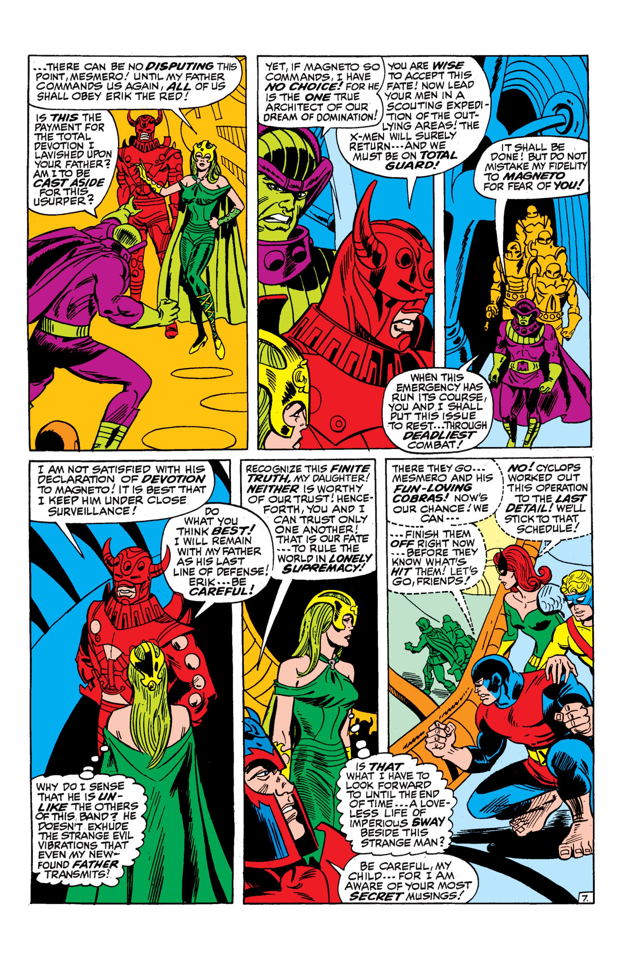 Uncanny X-Men (1963) 52 Page 7