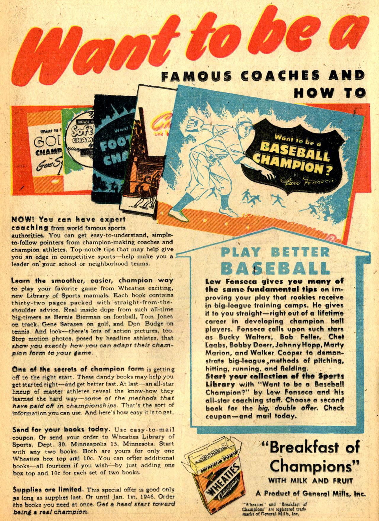 Read online Detective Comics (1937) comic -  Issue #98 - 28