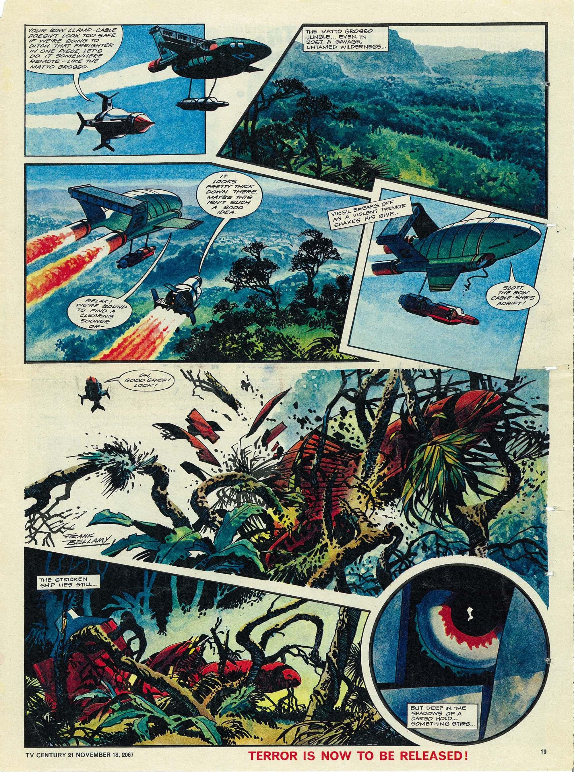 Read online TV Century 21 (TV 21) comic -  Issue #148 - 18