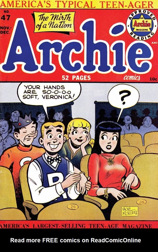 Archie Comics issue 047 - Page 1