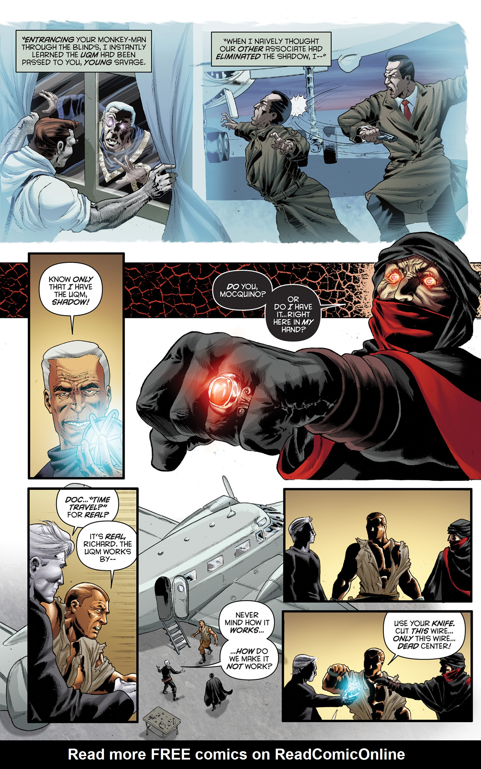 Read online Justice, Inc. comic -  Issue #4 - 13