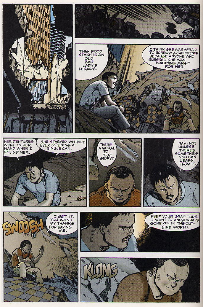 Read online Akira comic -  Issue #19 - 15