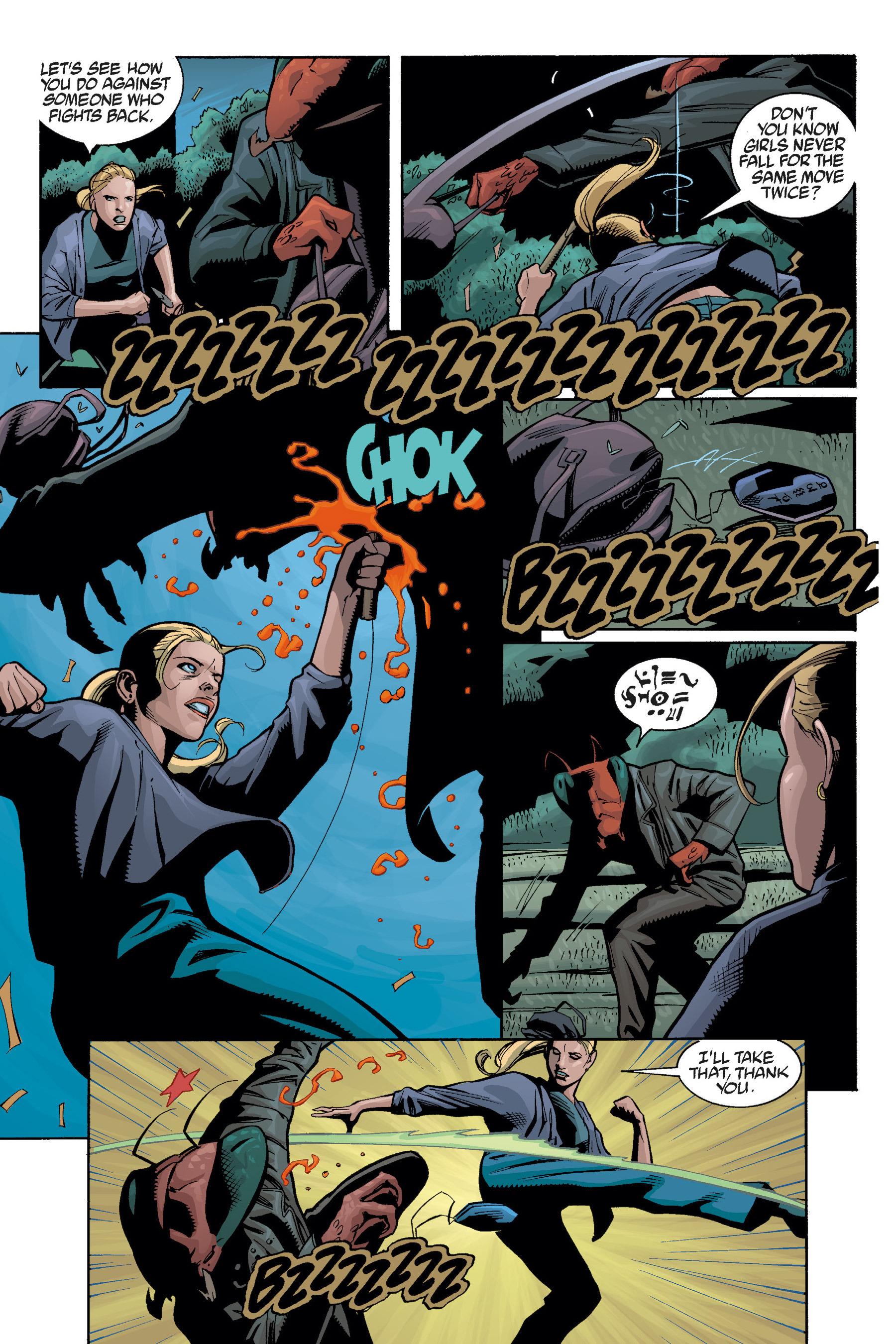 Read online Buffy the Vampire Slayer: Omnibus comic -  Issue # TPB 5 - 107