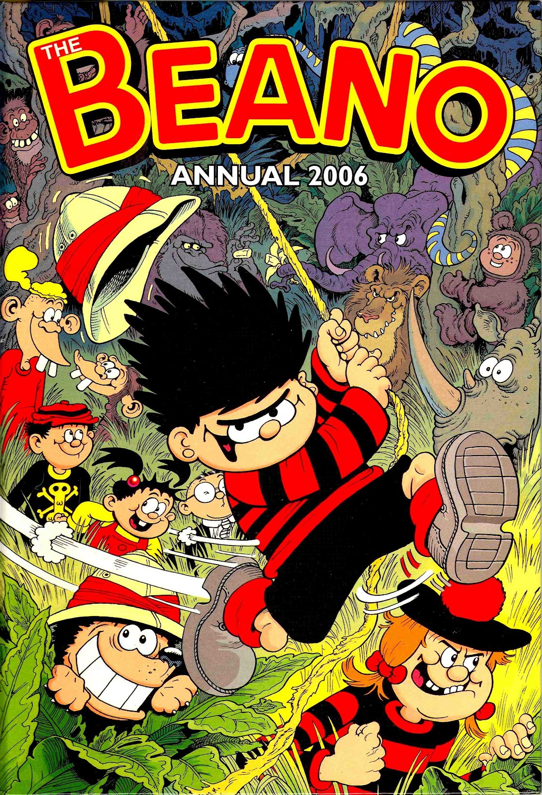 The Beano Book (Annual) issue 2006 - Page 1