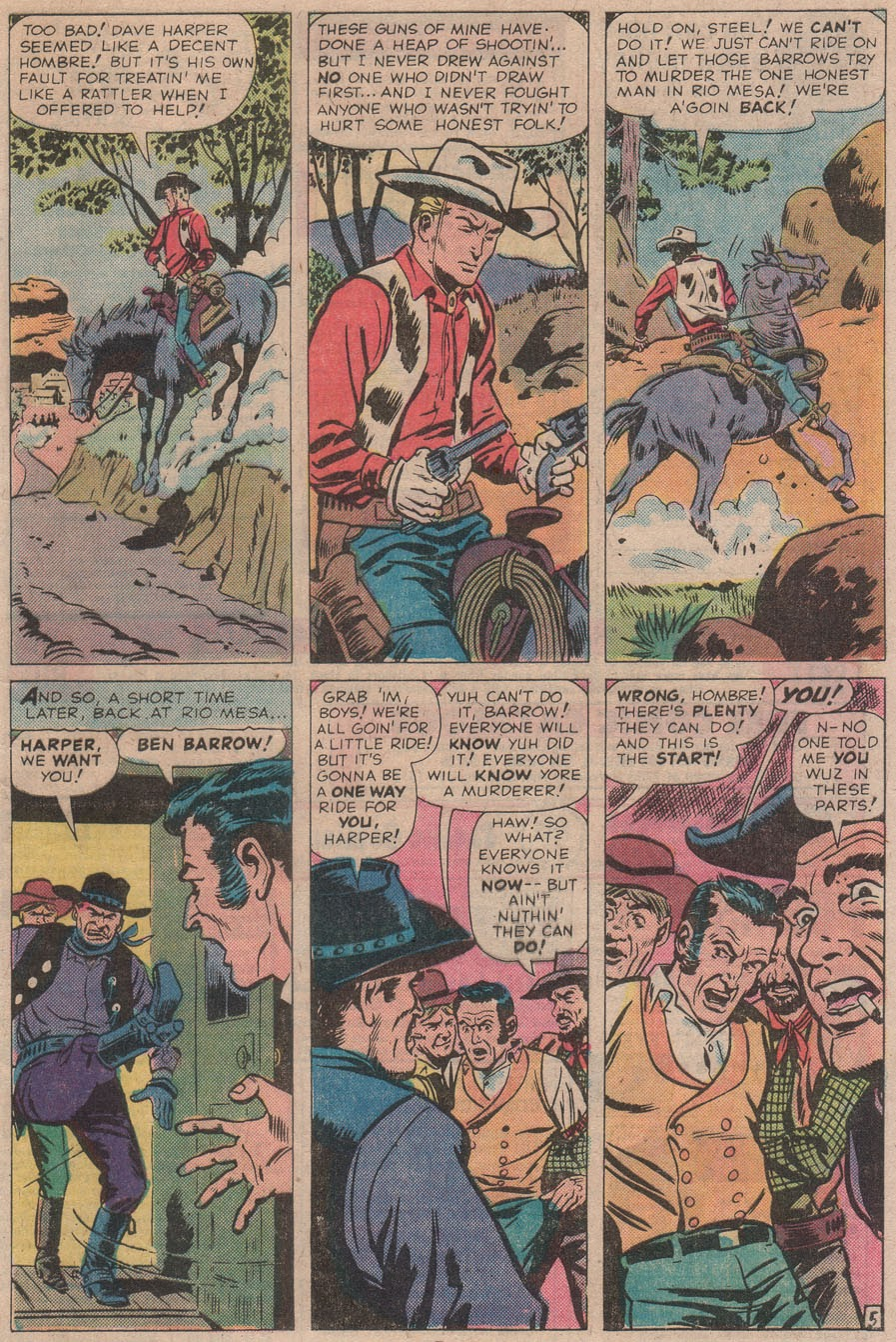 Kid Colt Outlaw issue 211 - Page 9
