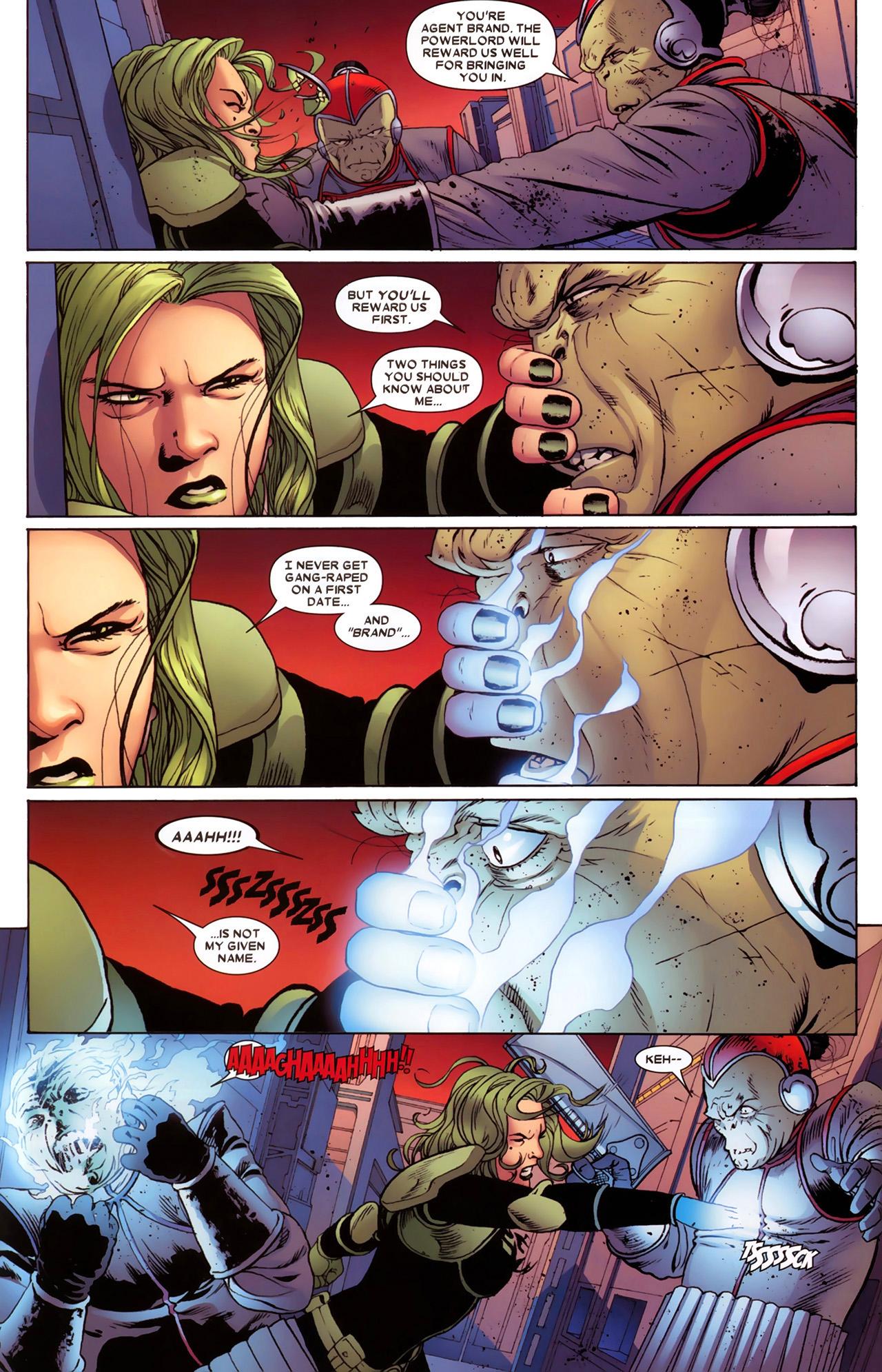 Read online Giant-Size Astonishing X-Men comic -  Issue # Full - 11