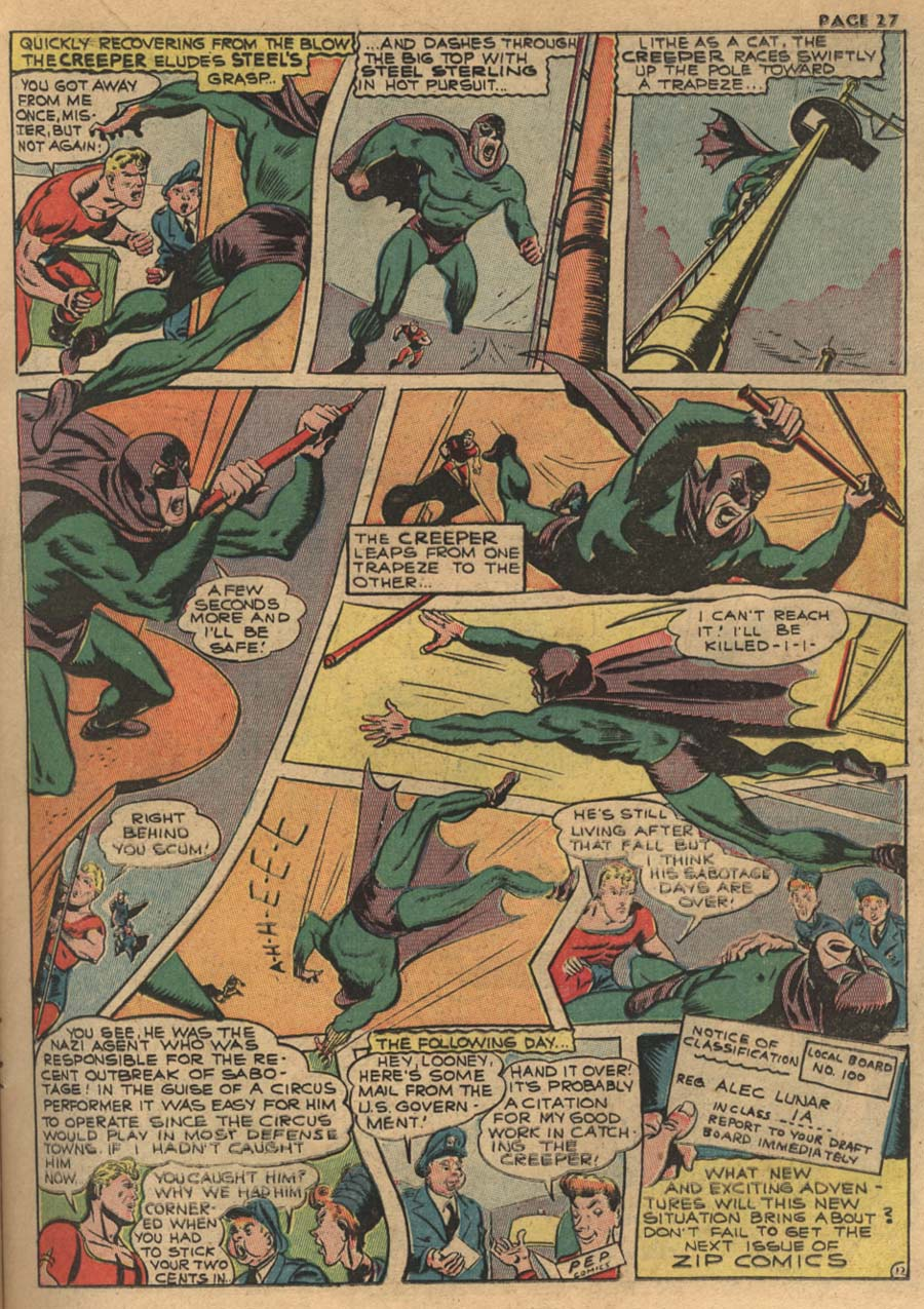 Zip Comics issue 31 - Page 27