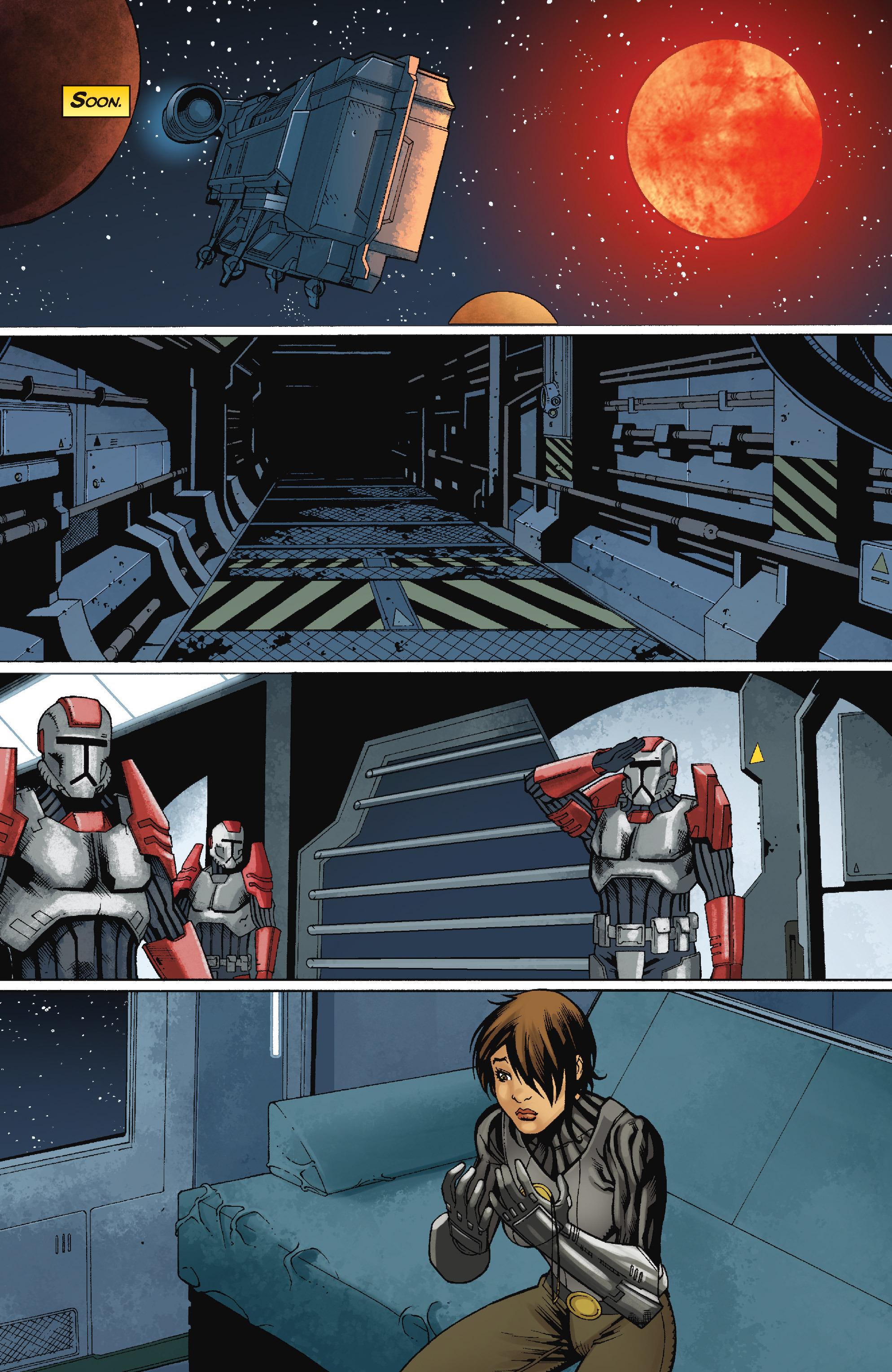 Read online Star Wars: Knight Errant - Escape comic -  Issue #4 - 17