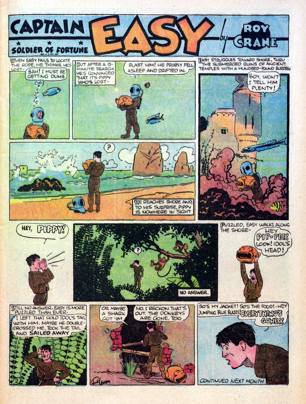 Read online Famous Funnies comic -  Issue #23 - 9