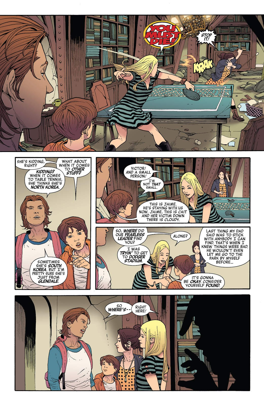 Read online Age of Ultron Companion comic -  Issue # TPB (Part 2) - 2