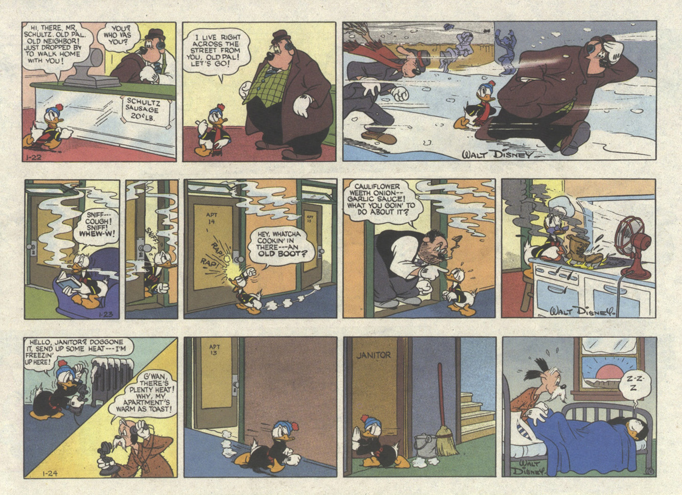 Walt Disney's Donald Duck (1952) issue 305 - Page 24