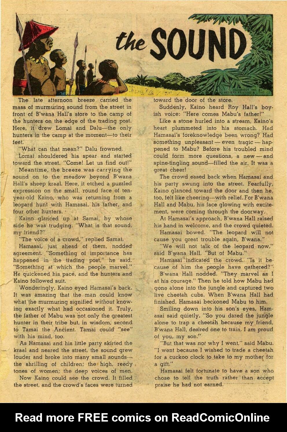 Tarzan (1948) issue 76 - Page 18