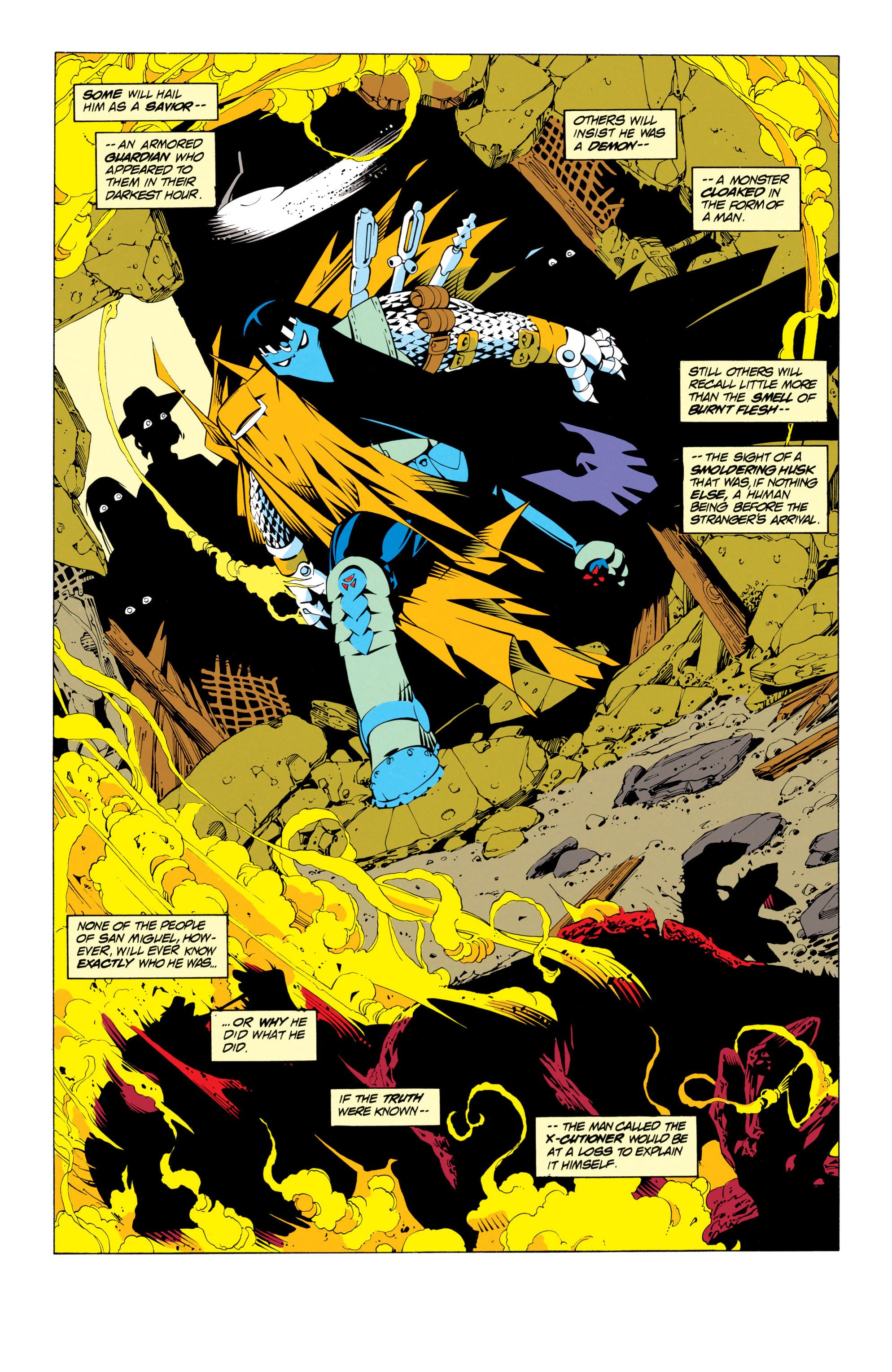 Read online Uncanny X-Men (1963) comic -  Issue # _Annual 17 - 4