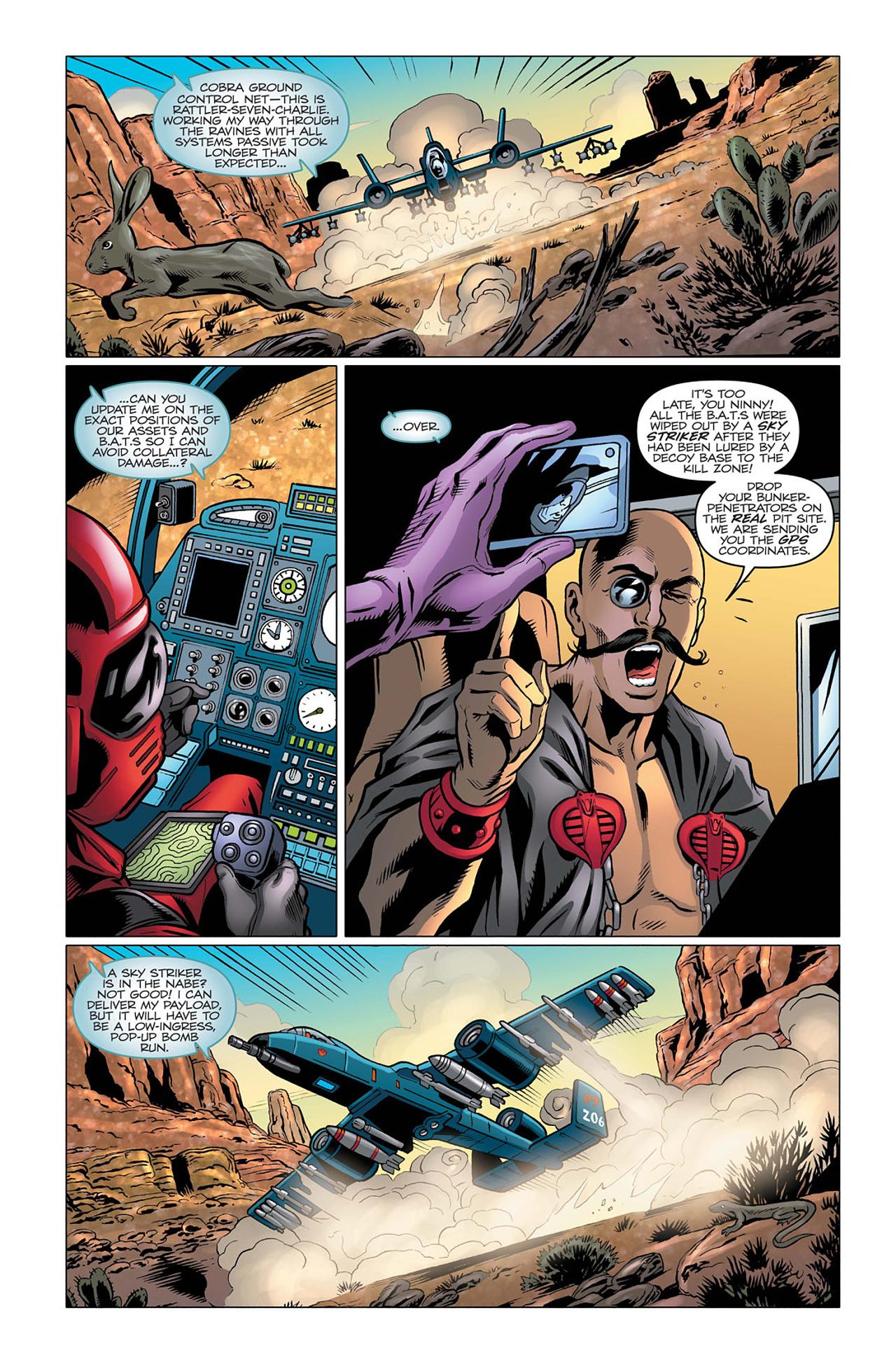 G.I. Joe: A Real American Hero 165 Page 6