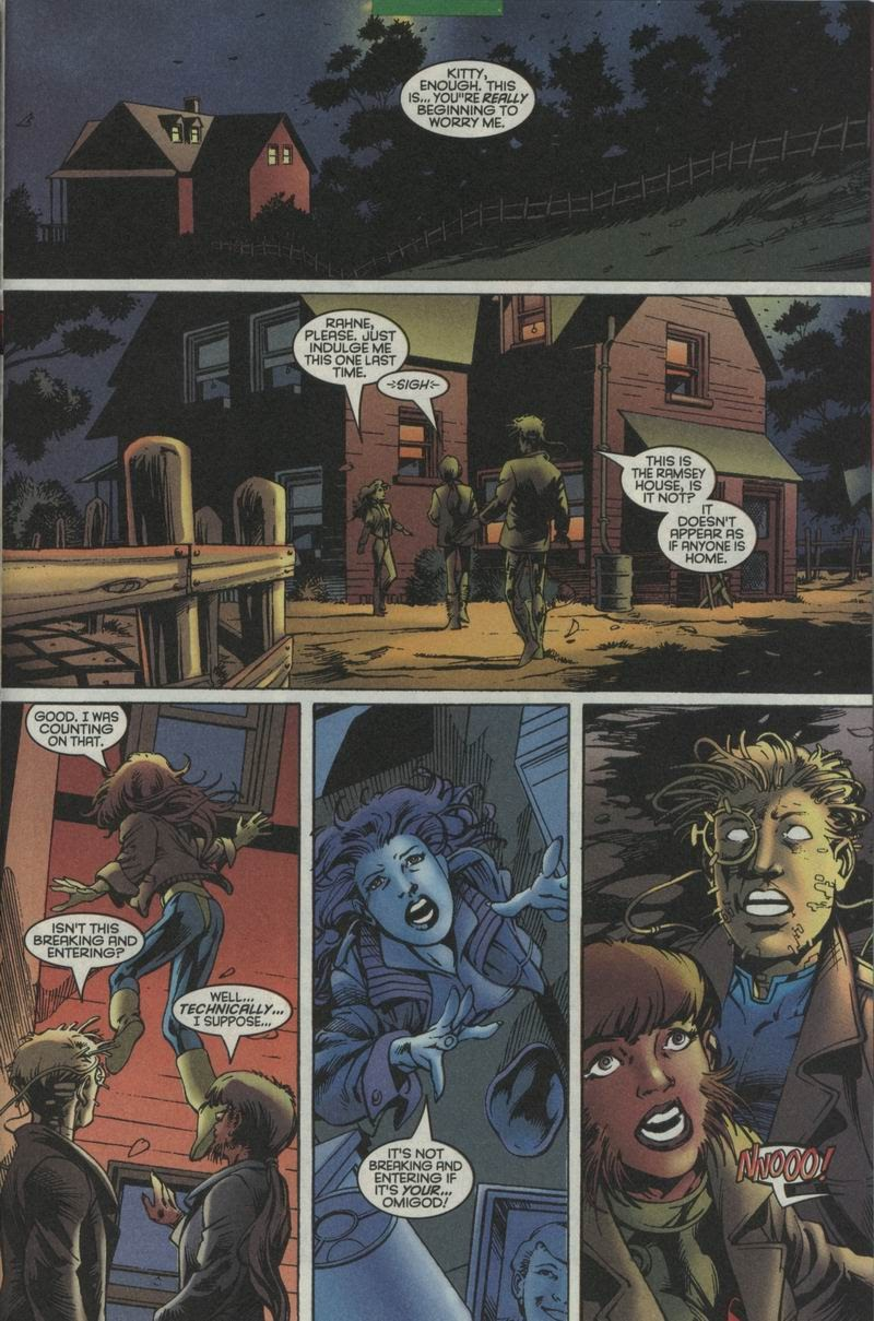 Excalibur (1988) issue 105 - Page 22