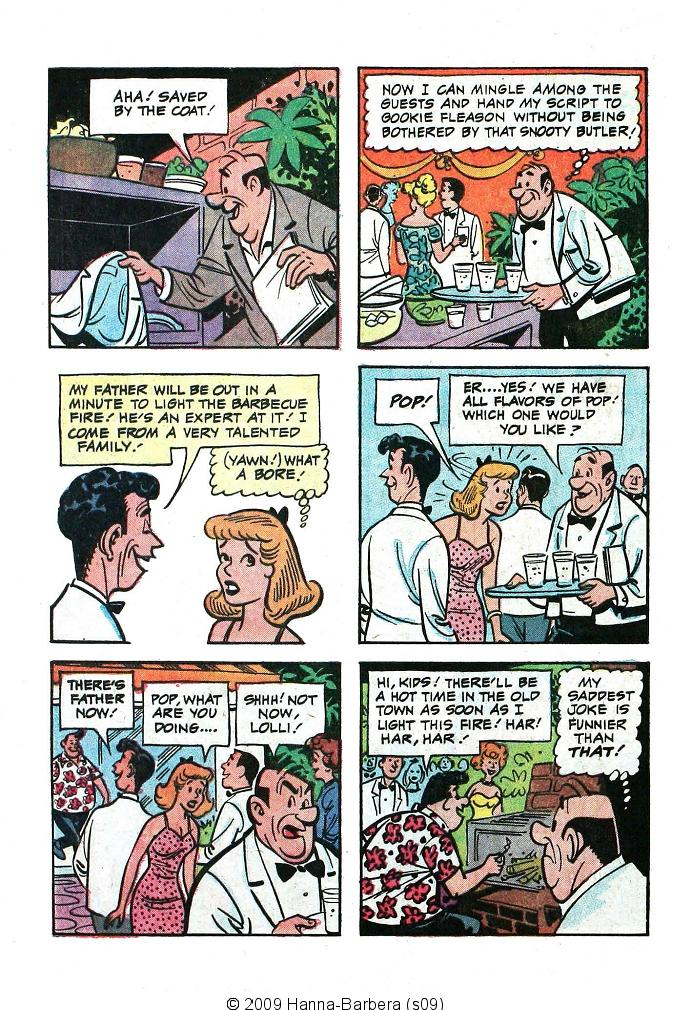 Read online Scooby-Doo... Where Are You! (1970) comic -  Issue #11 - 32