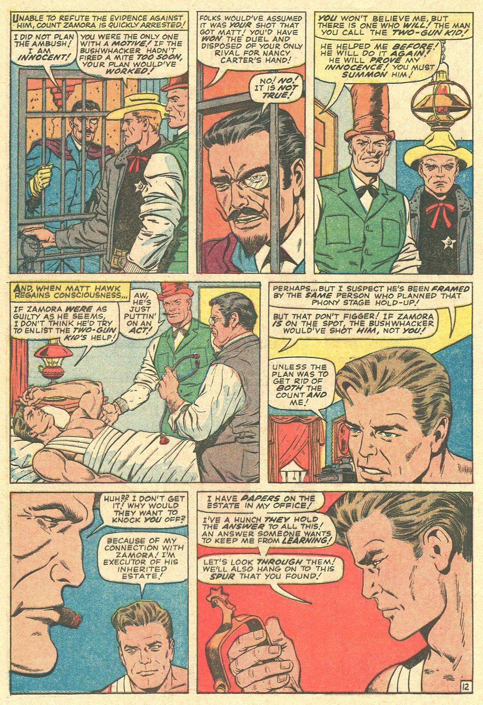 Read online Two-Gun Kid comic -  Issue #81 - 16