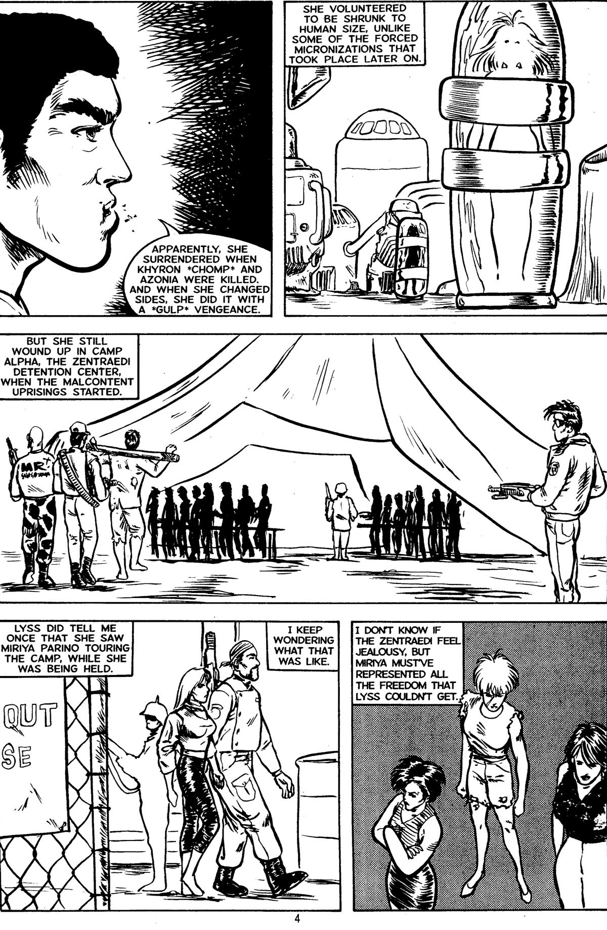 Robotech MechAngel issue 3 - Page 6