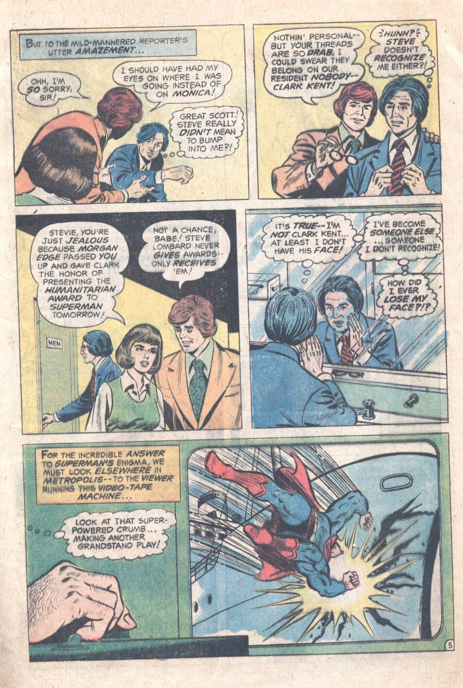 Read online Action Comics (1938) comic -  Issue #453 - 6