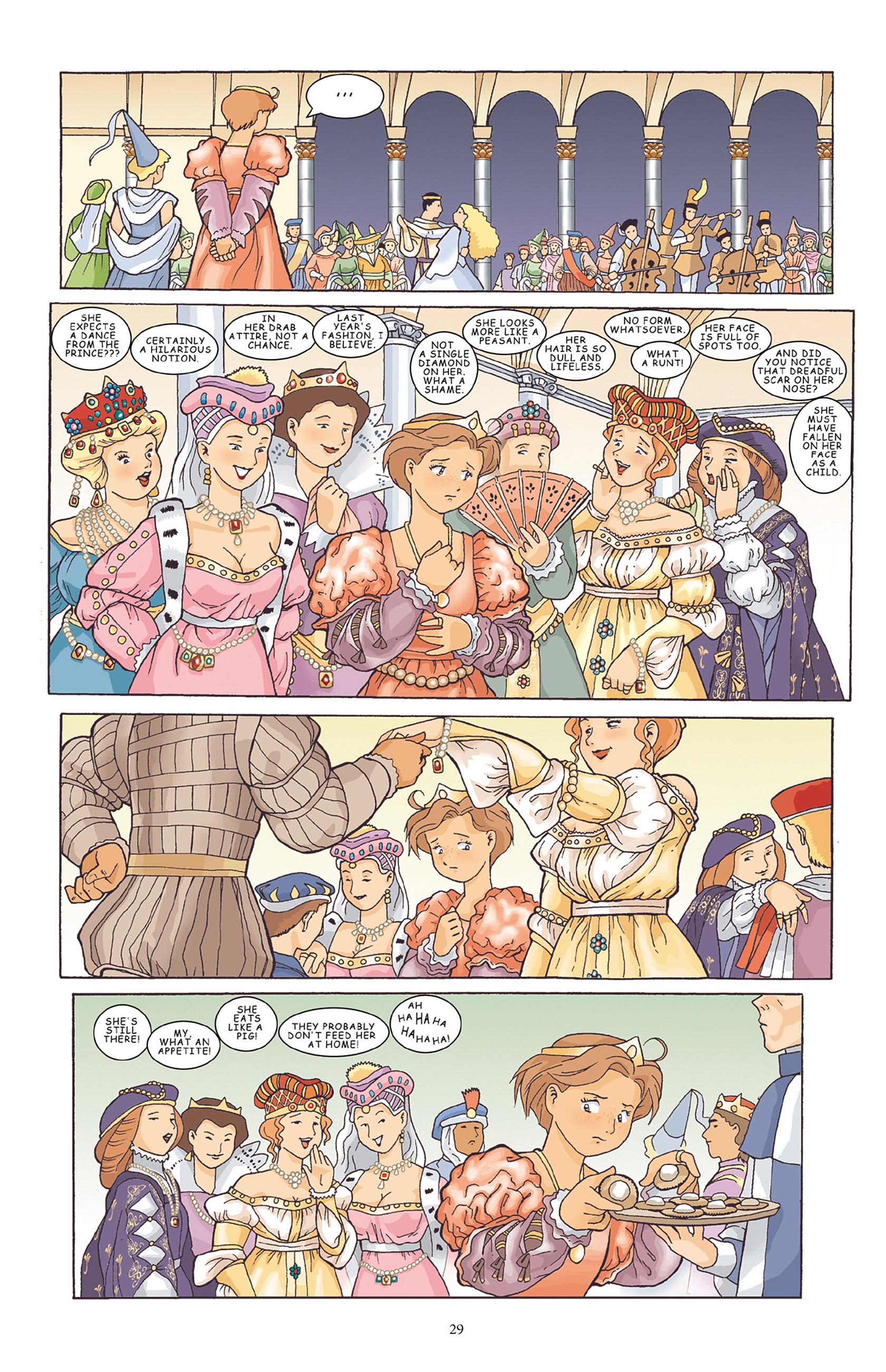 Read online Courageous Princess comic -  Issue # TPB 1 - 30