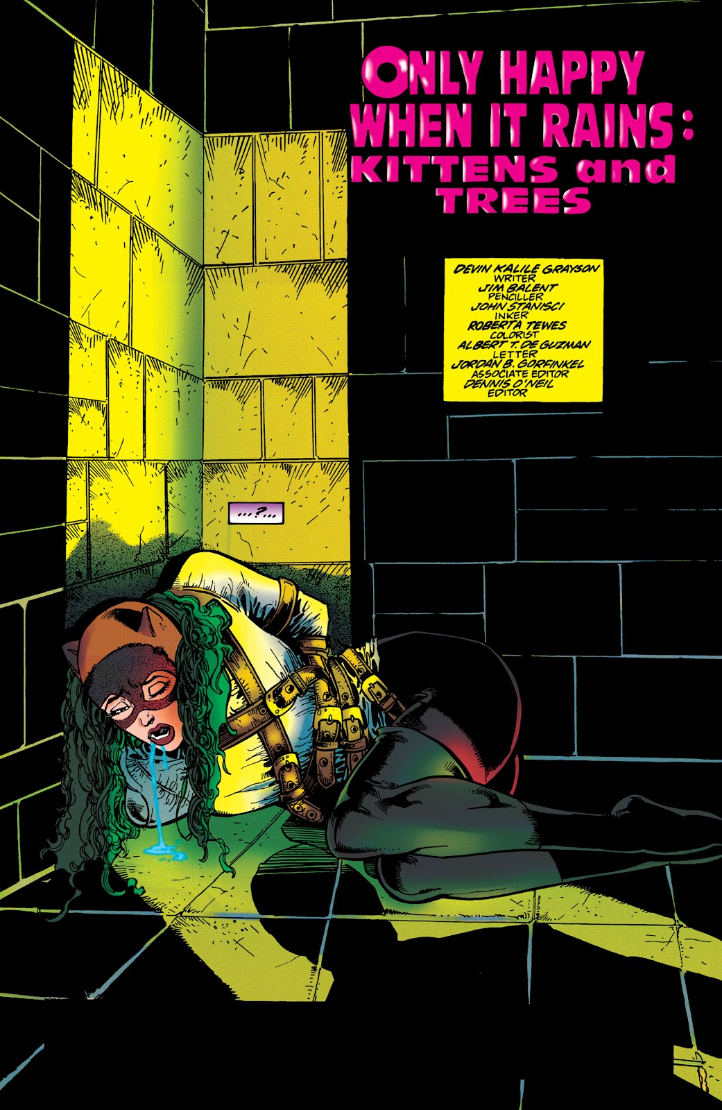 Catwoman (1993) Issue #60 #65 - English 2