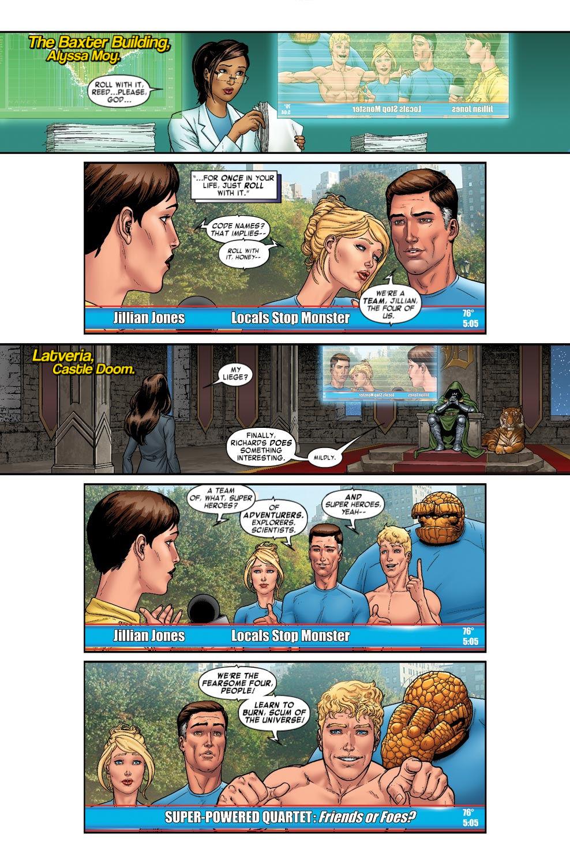 Read online Fantastic Four: Season One comic -  Issue # TPB - 57
