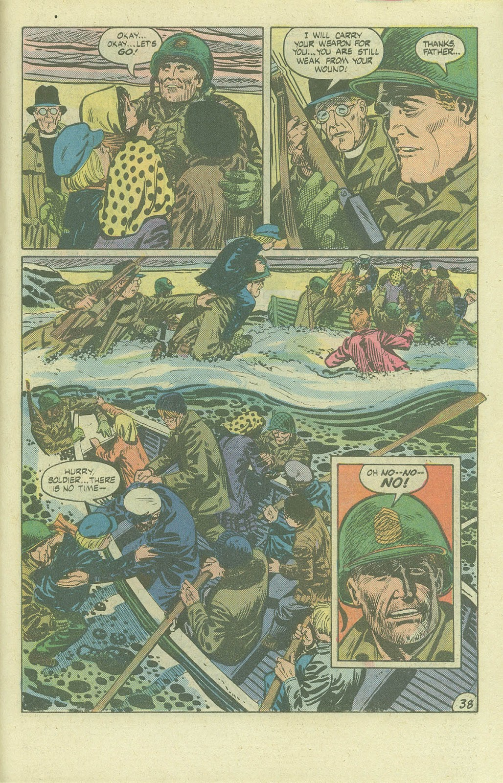 Sgt. Rock issue Annual 3 - Page 46