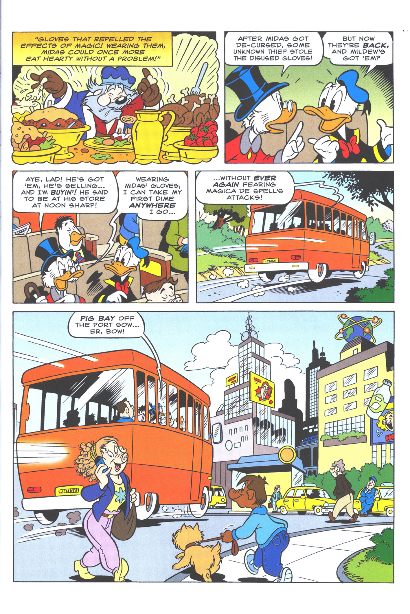 Read online Uncle Scrooge (1953) comic -  Issue #371 - 25