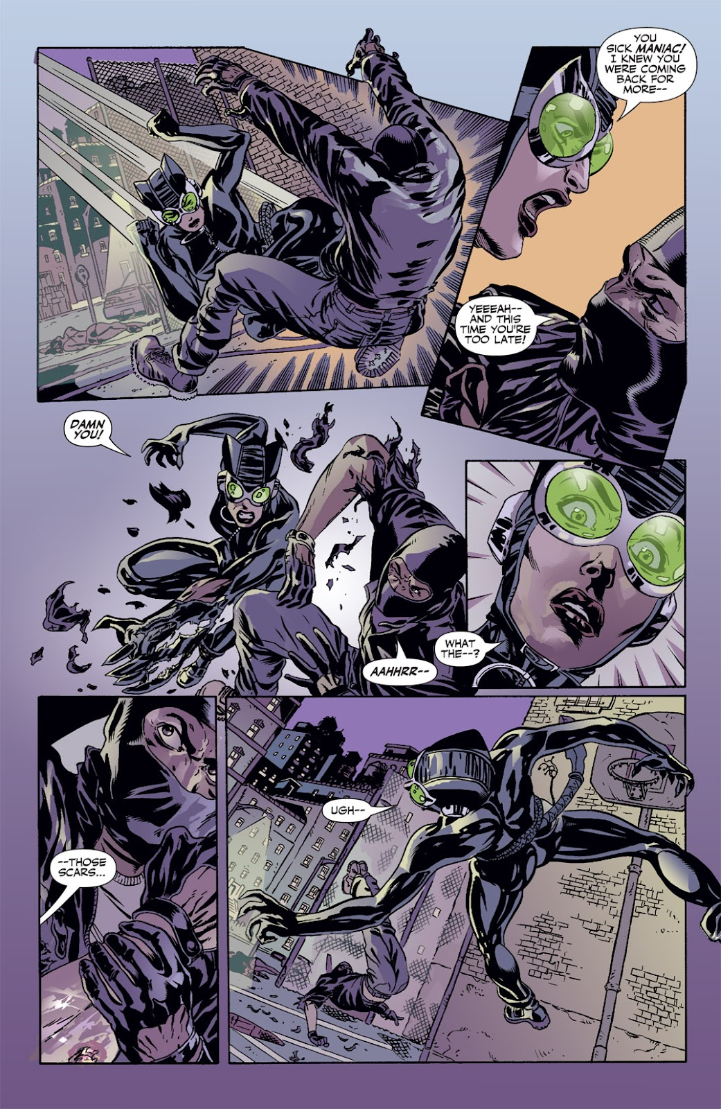 Catwoman (2002) Issue #41 #41 - English 22