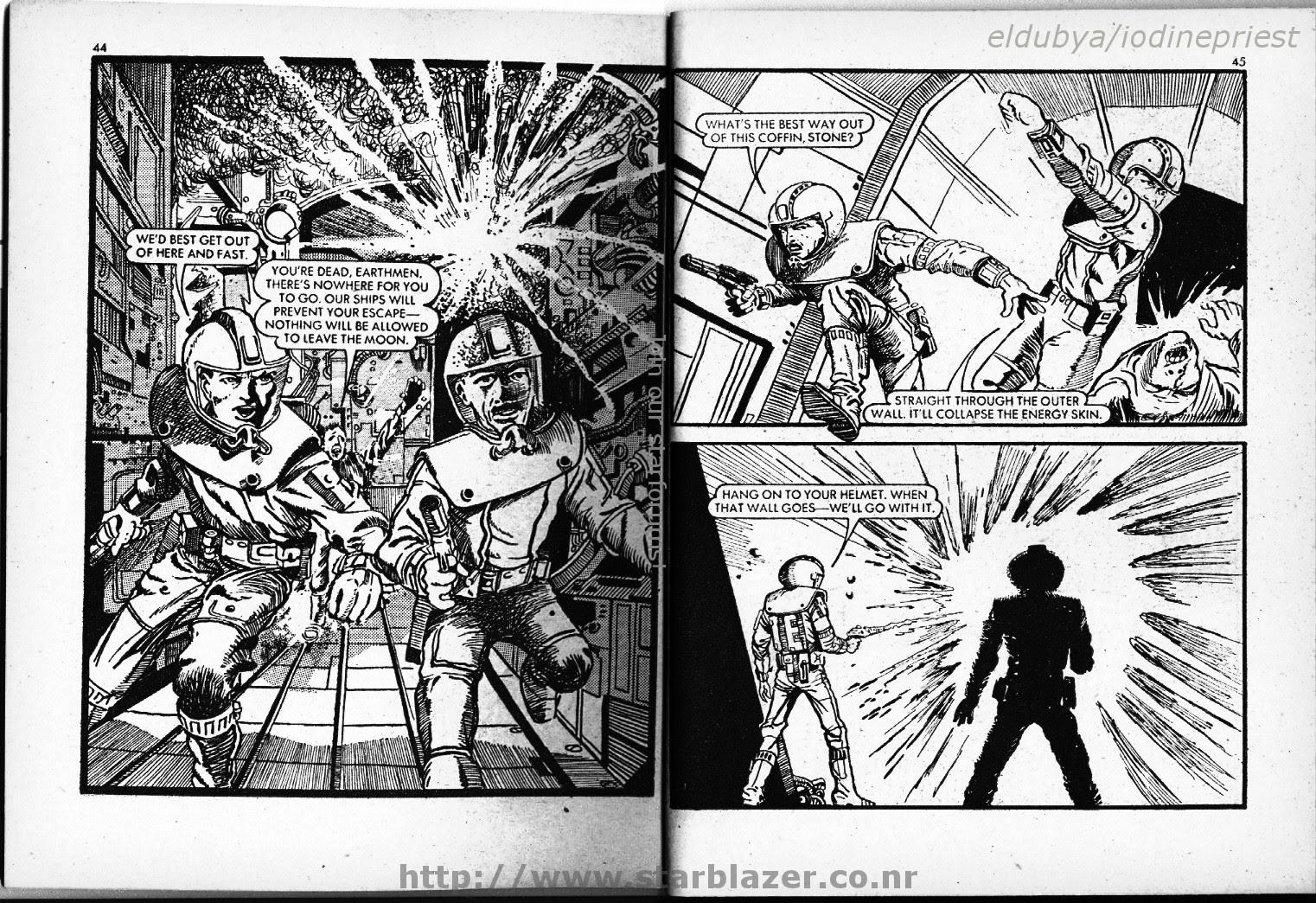 Starblazer issue 70 - Page 24