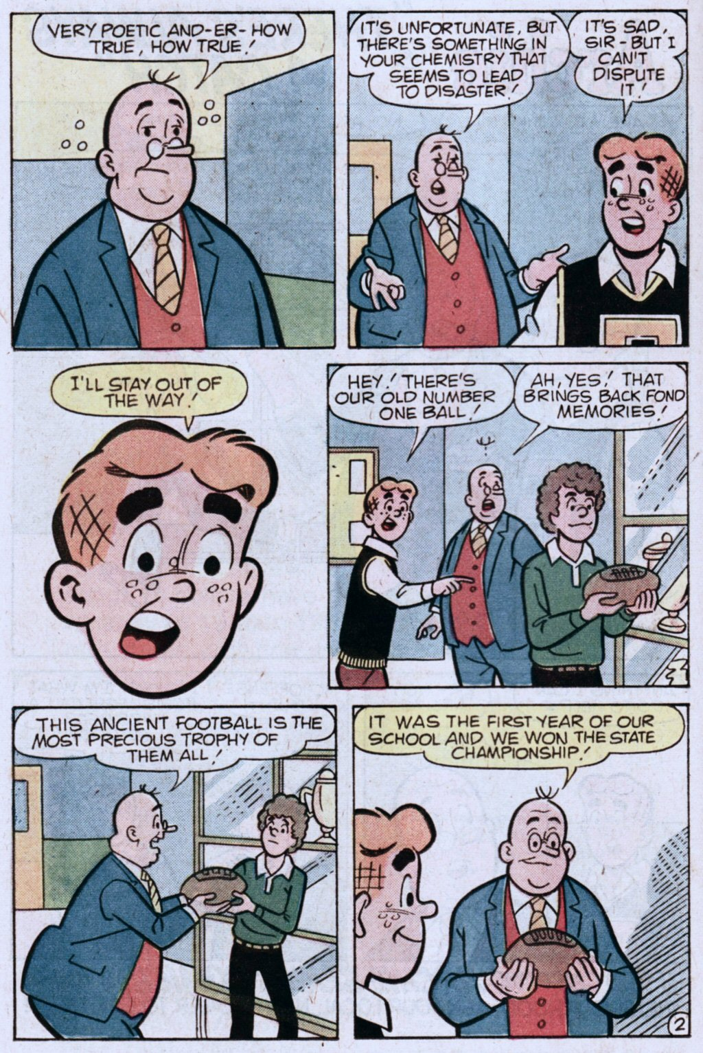 Read online Archie (1960) comic -  Issue #311 - 14