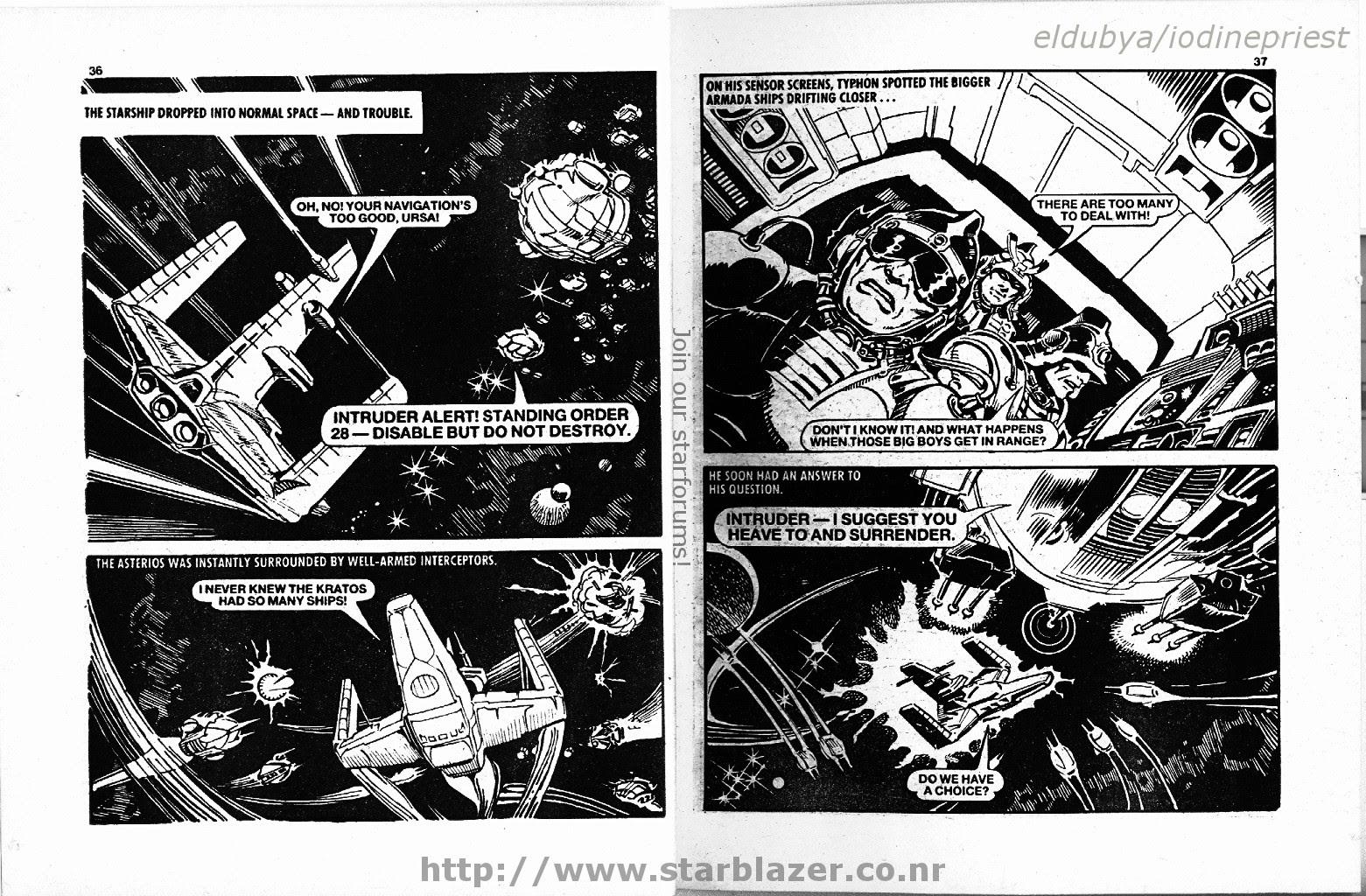 Starblazer issue 172 - Page 20
