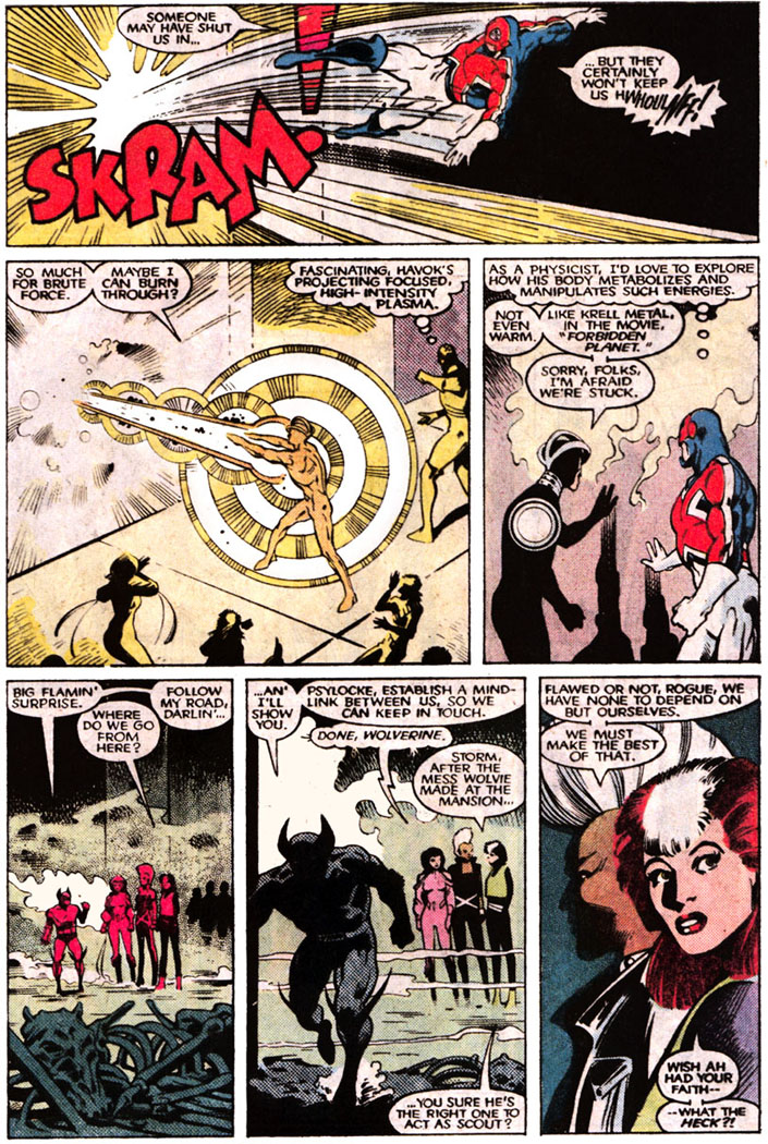 Uncanny X-Men (1963) issue _Annual_11 - Page 17