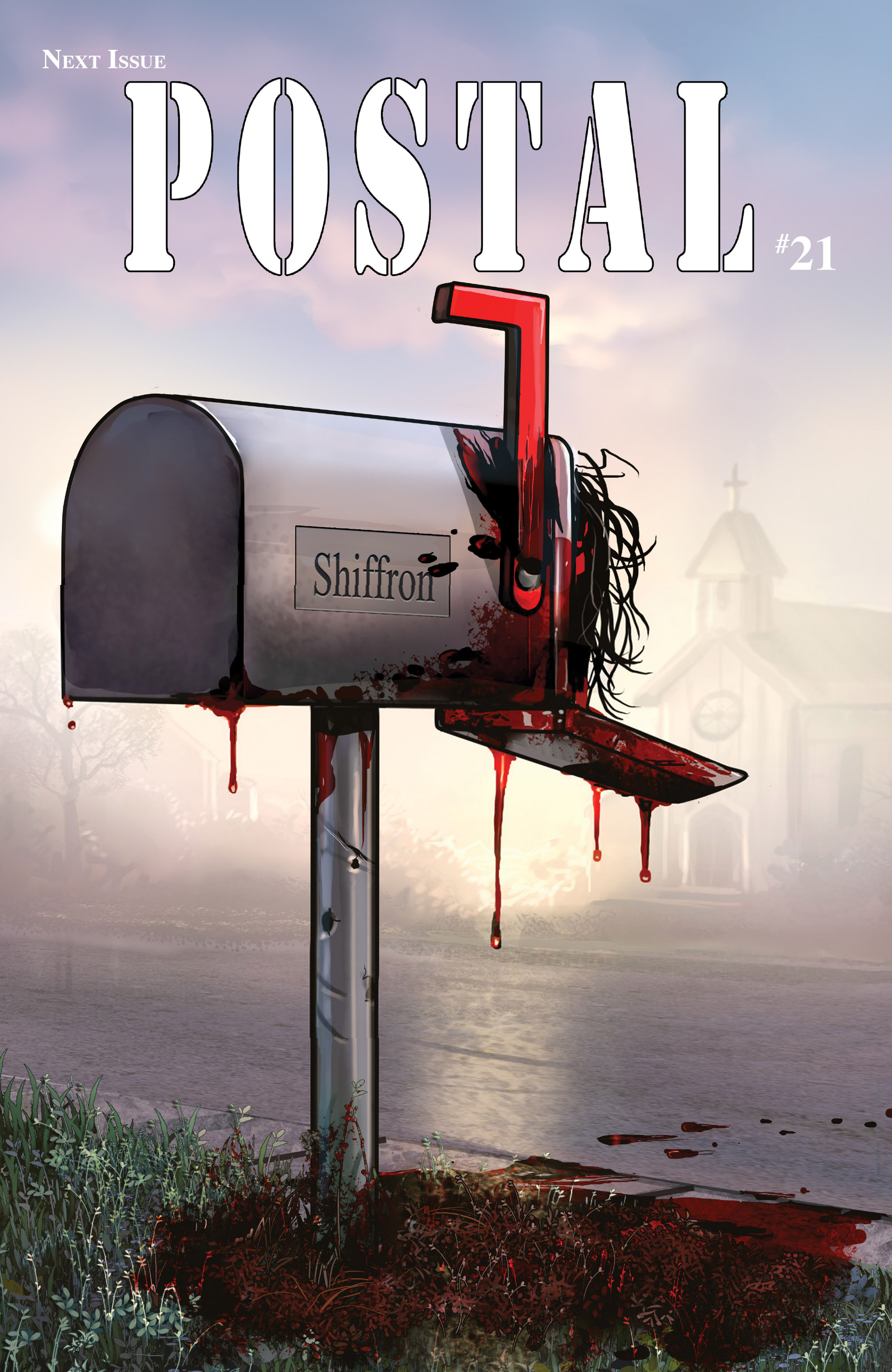 Read online Postal comic -  Issue #20 - 24