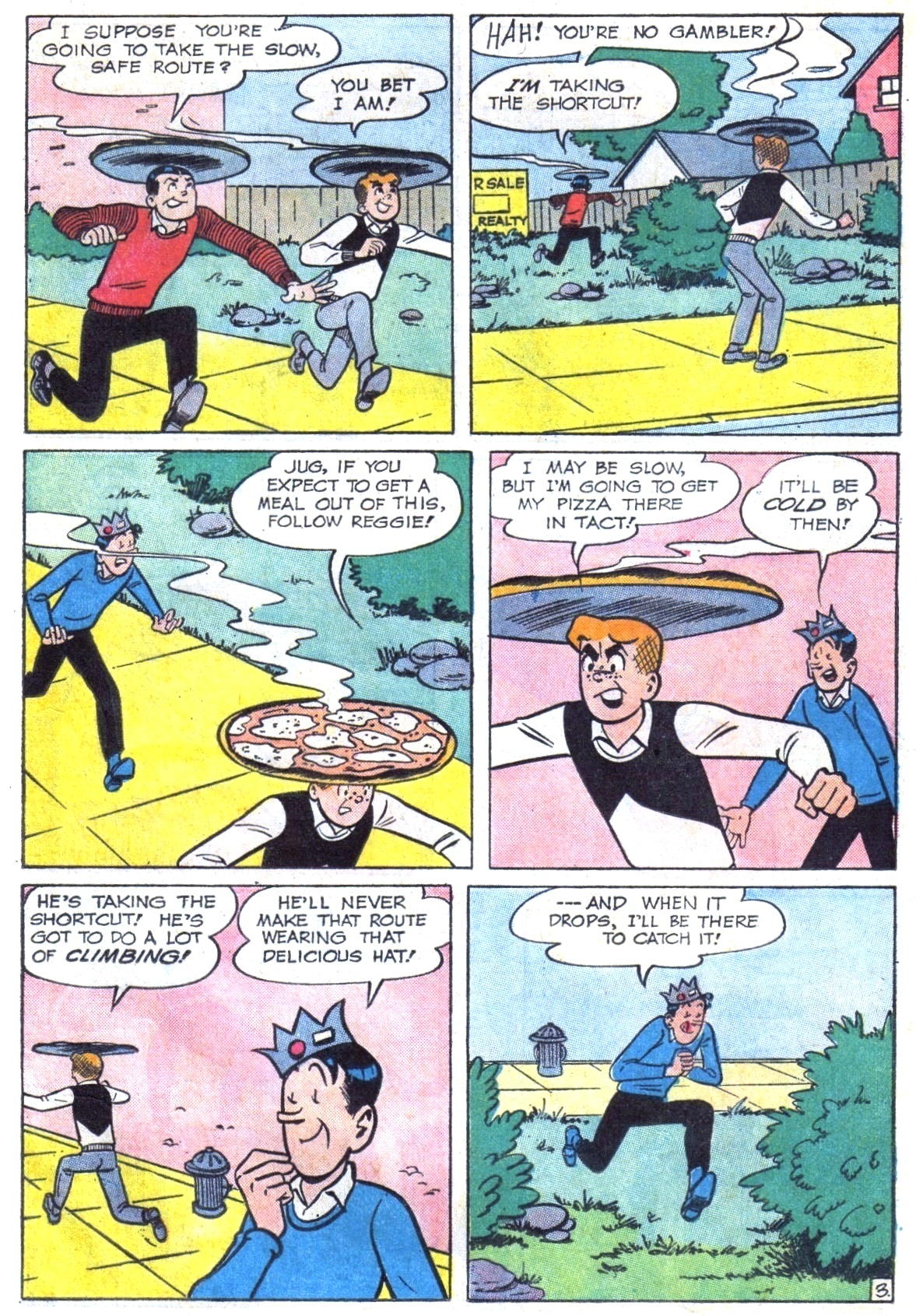 Read online Archie (1960) comic -  Issue #149 - 5
