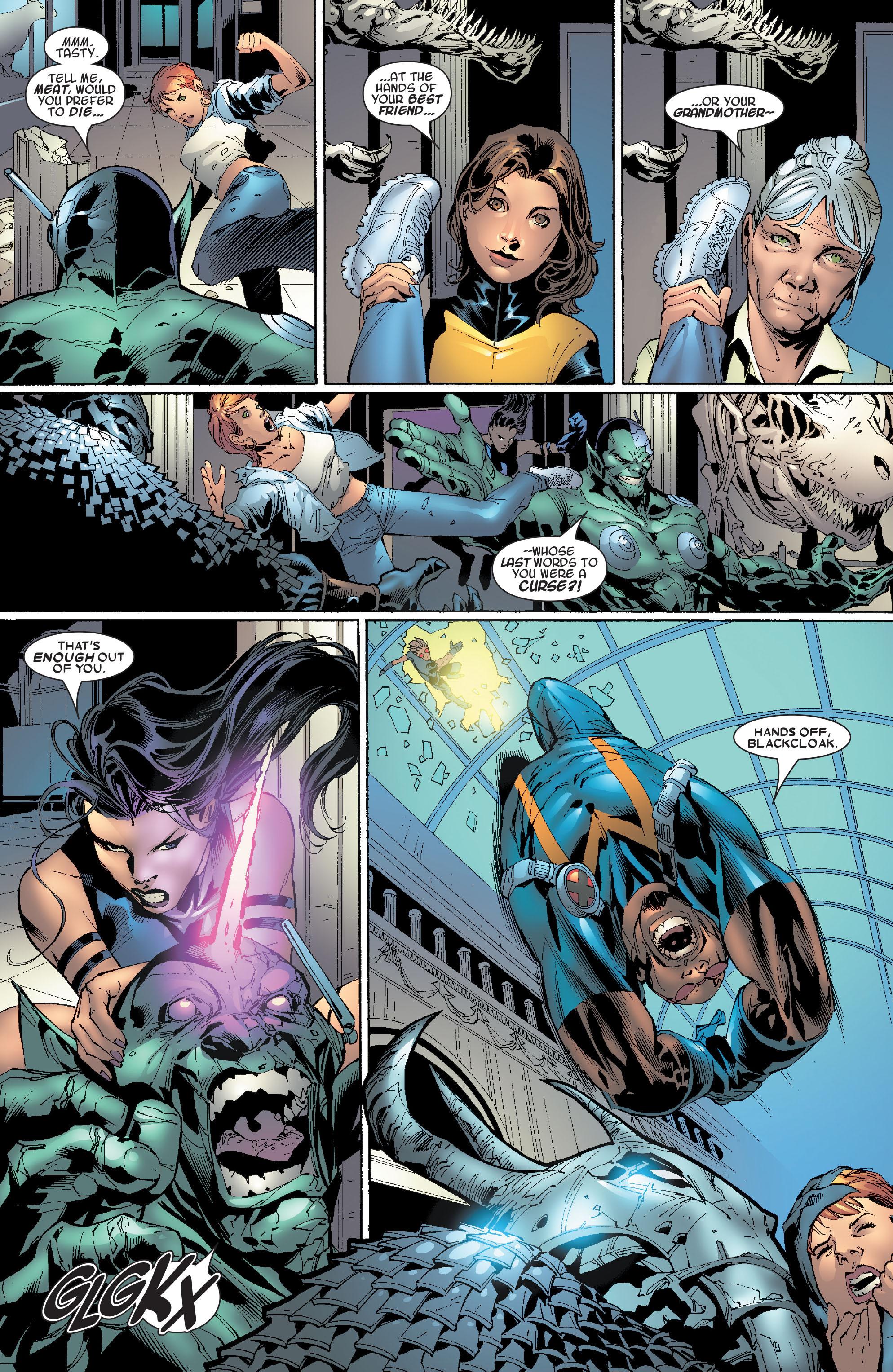 Read online Uncanny X-Men (1963) comic -  Issue #471 - 17
