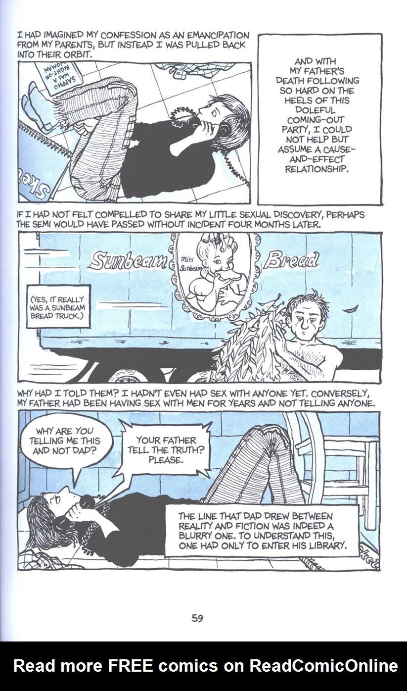Fun Home: A Family Tragicomic #TPB - Read Fun Home: A Family