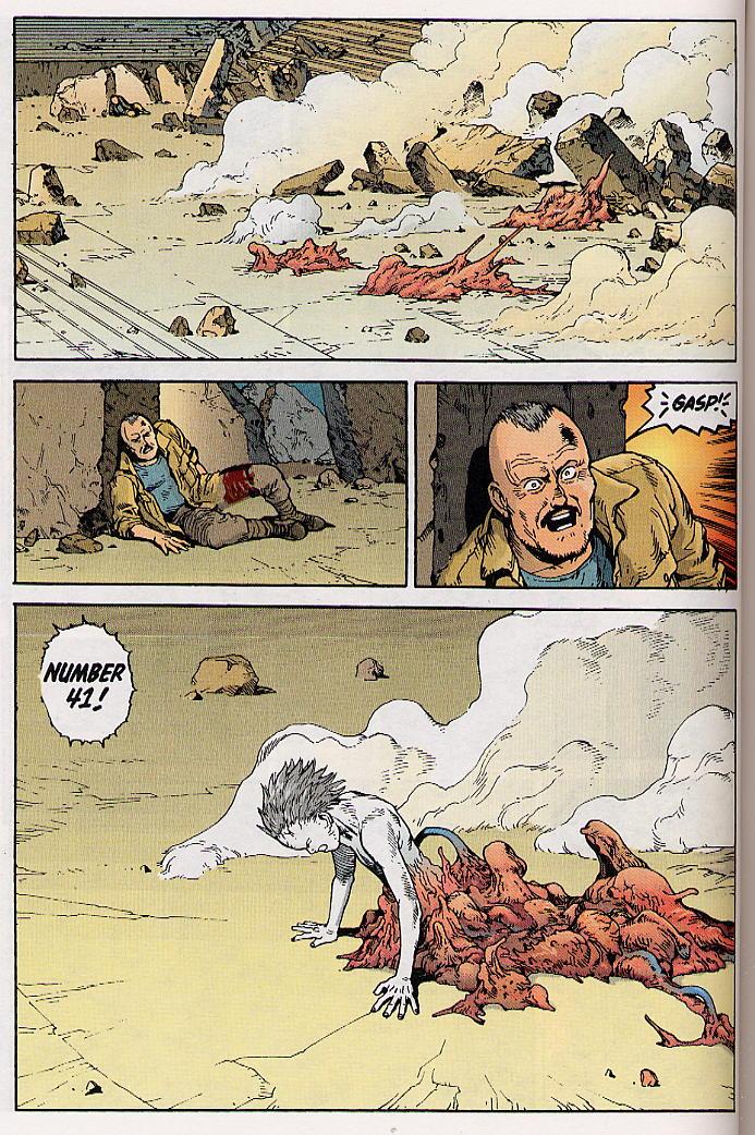 Read online Akira comic -  Issue #31 - 53