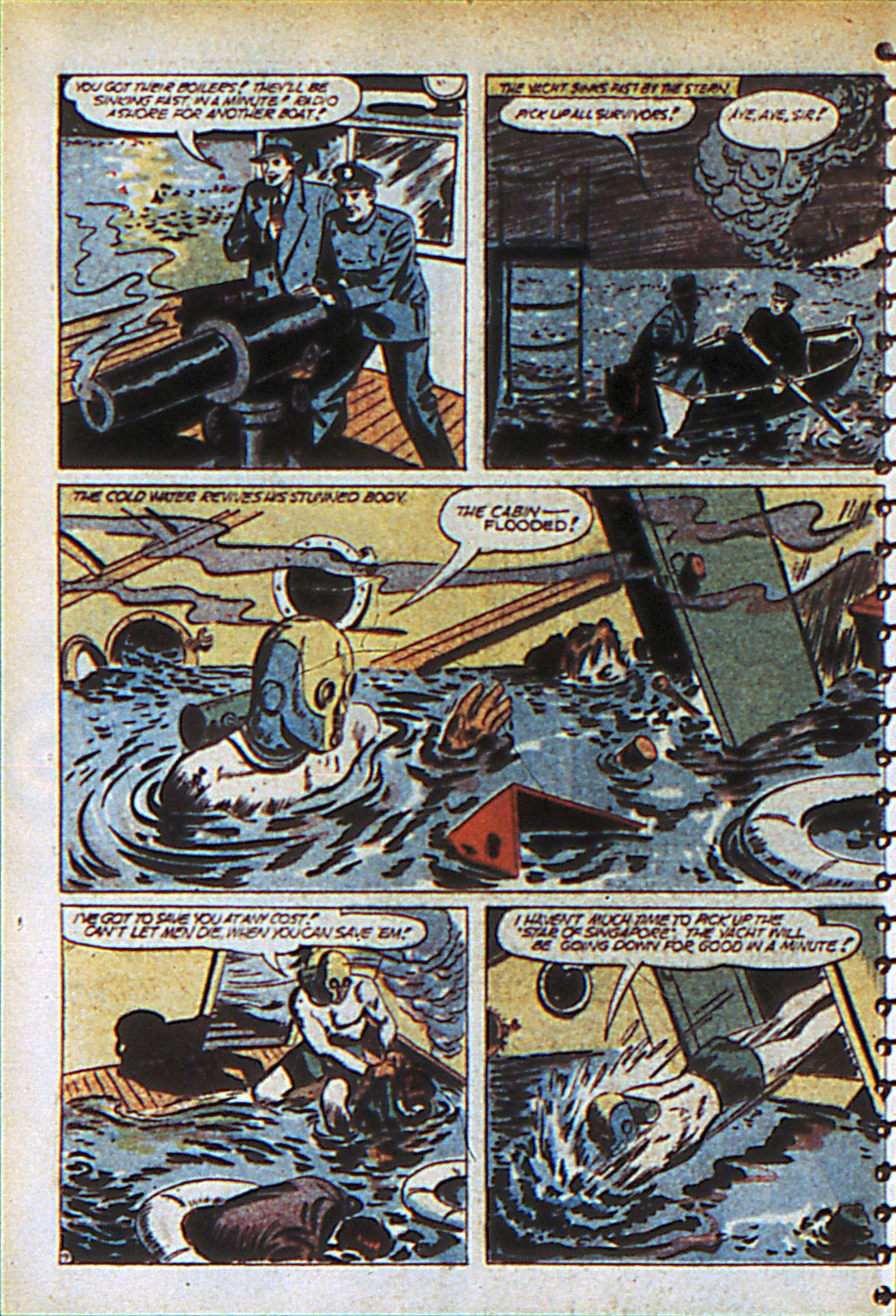 Read online Adventure Comics (1938) comic -  Issue #55 - 65
