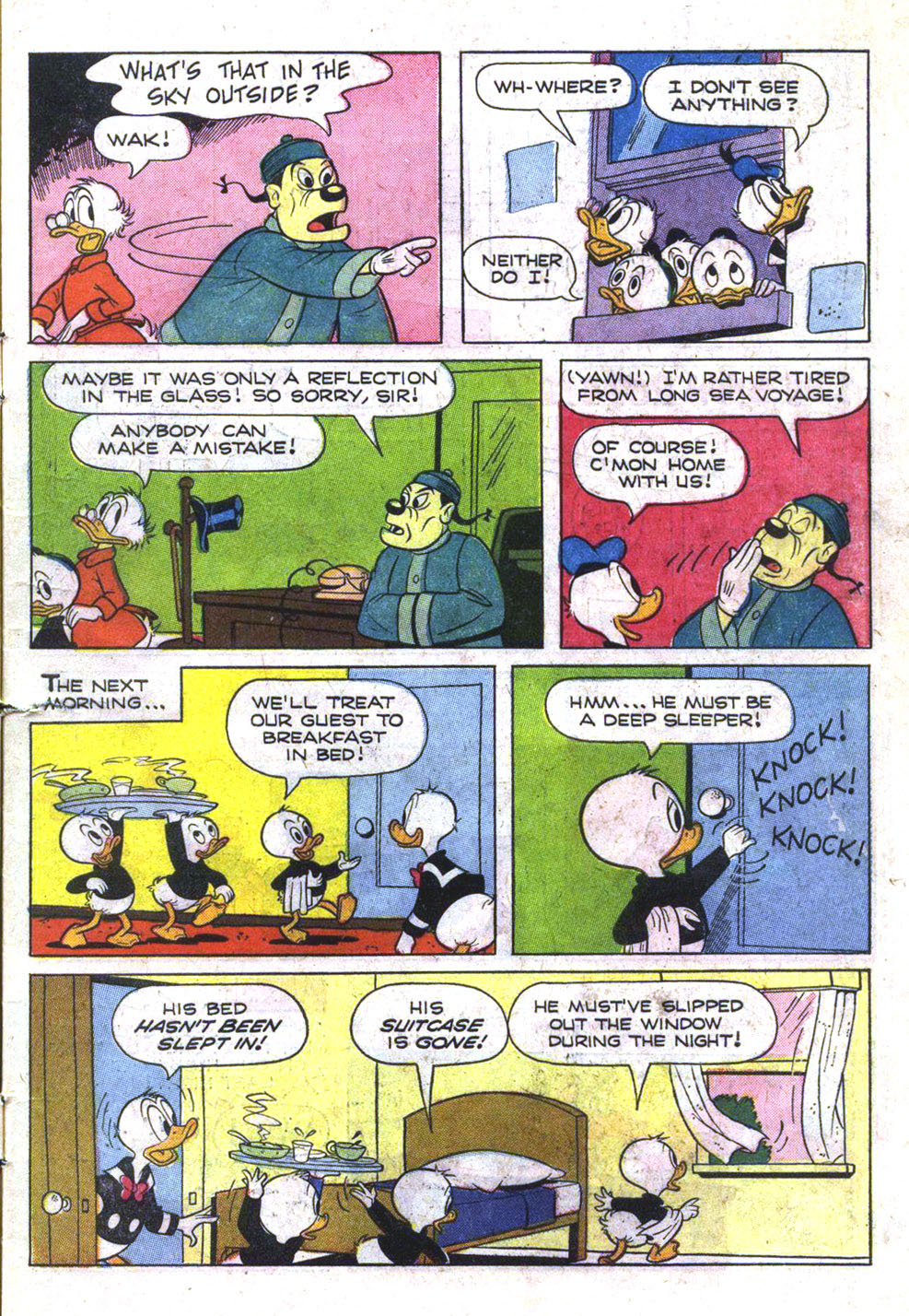 Read online Uncle Scrooge (1953) comic -  Issue #74 - 7