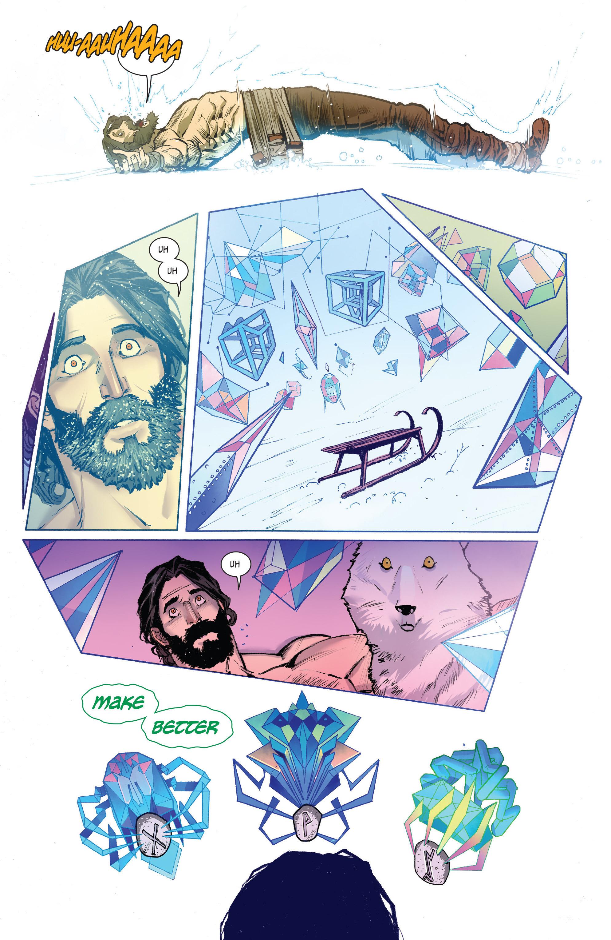 Read online Klaus comic -  Issue #6 - 24